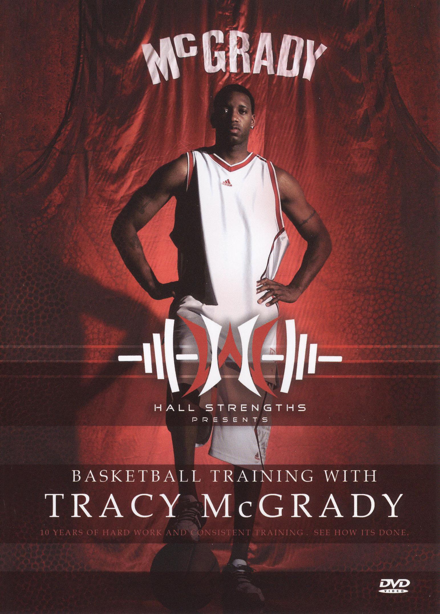 Basketball Training with Tracy McGrady