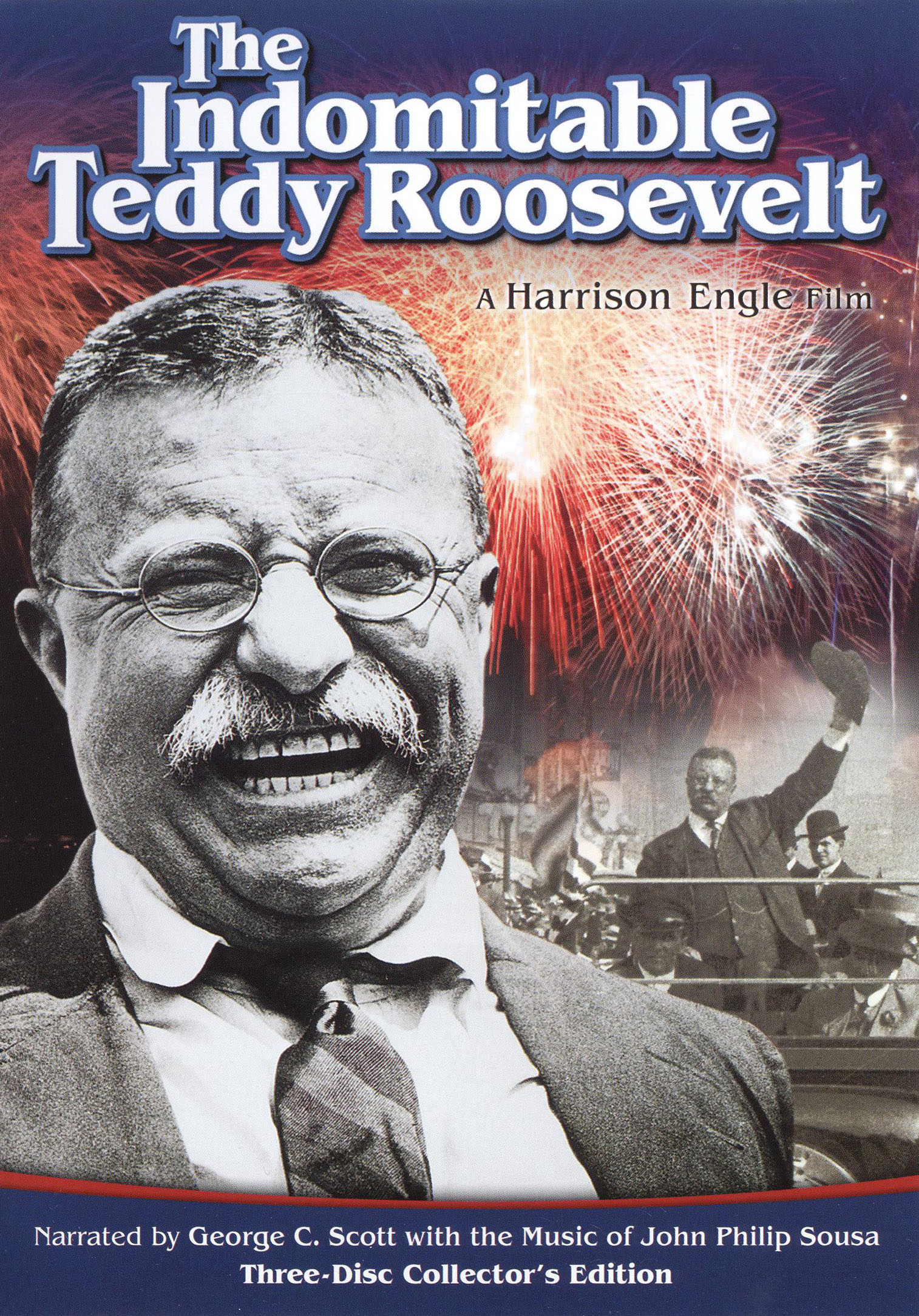 The Indomitable Teddy Roosevelt