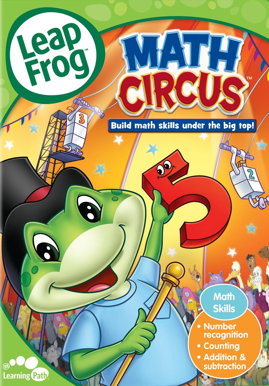 LeapFrog: Math Circus