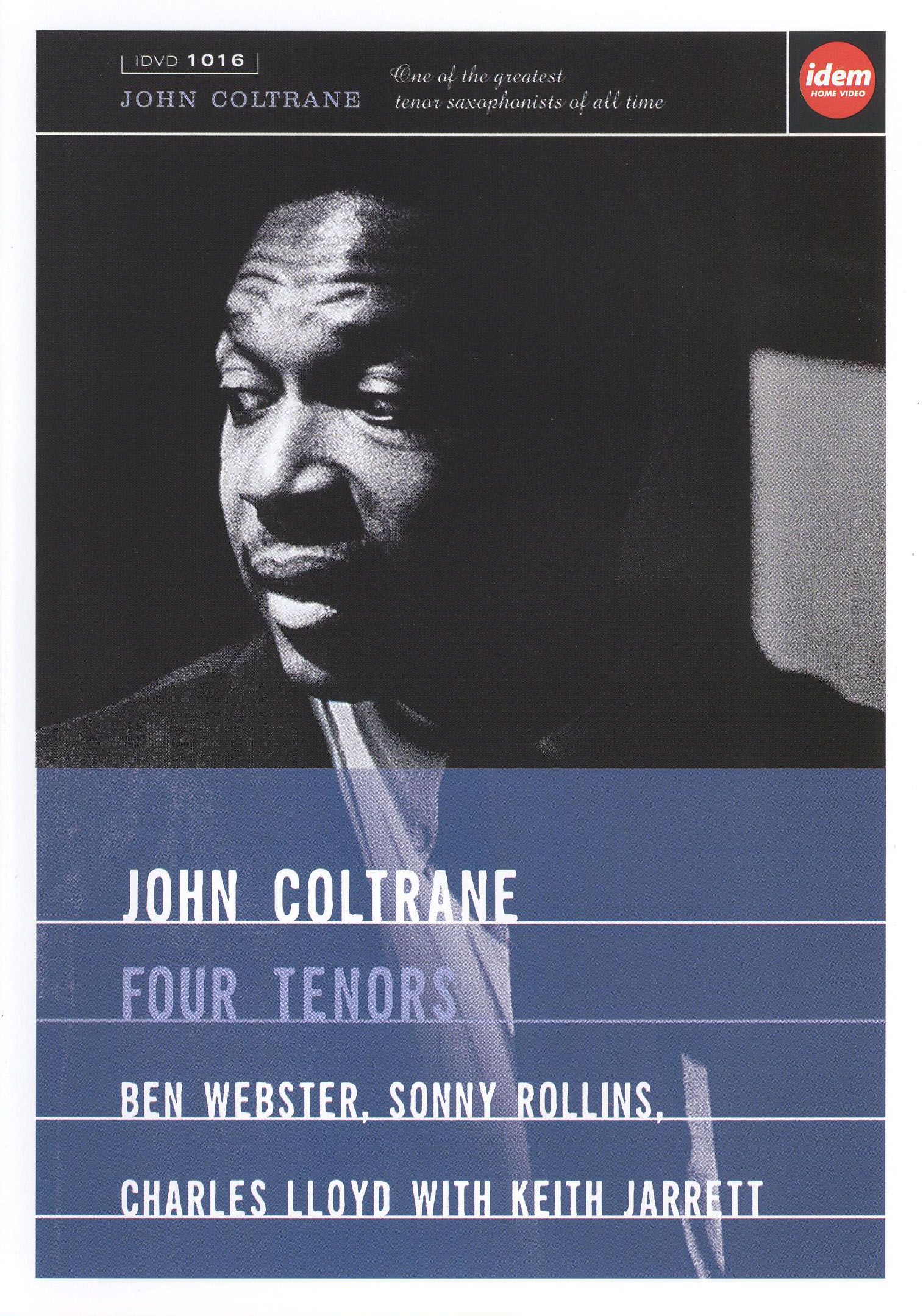 John Coltrane: Four Tenors