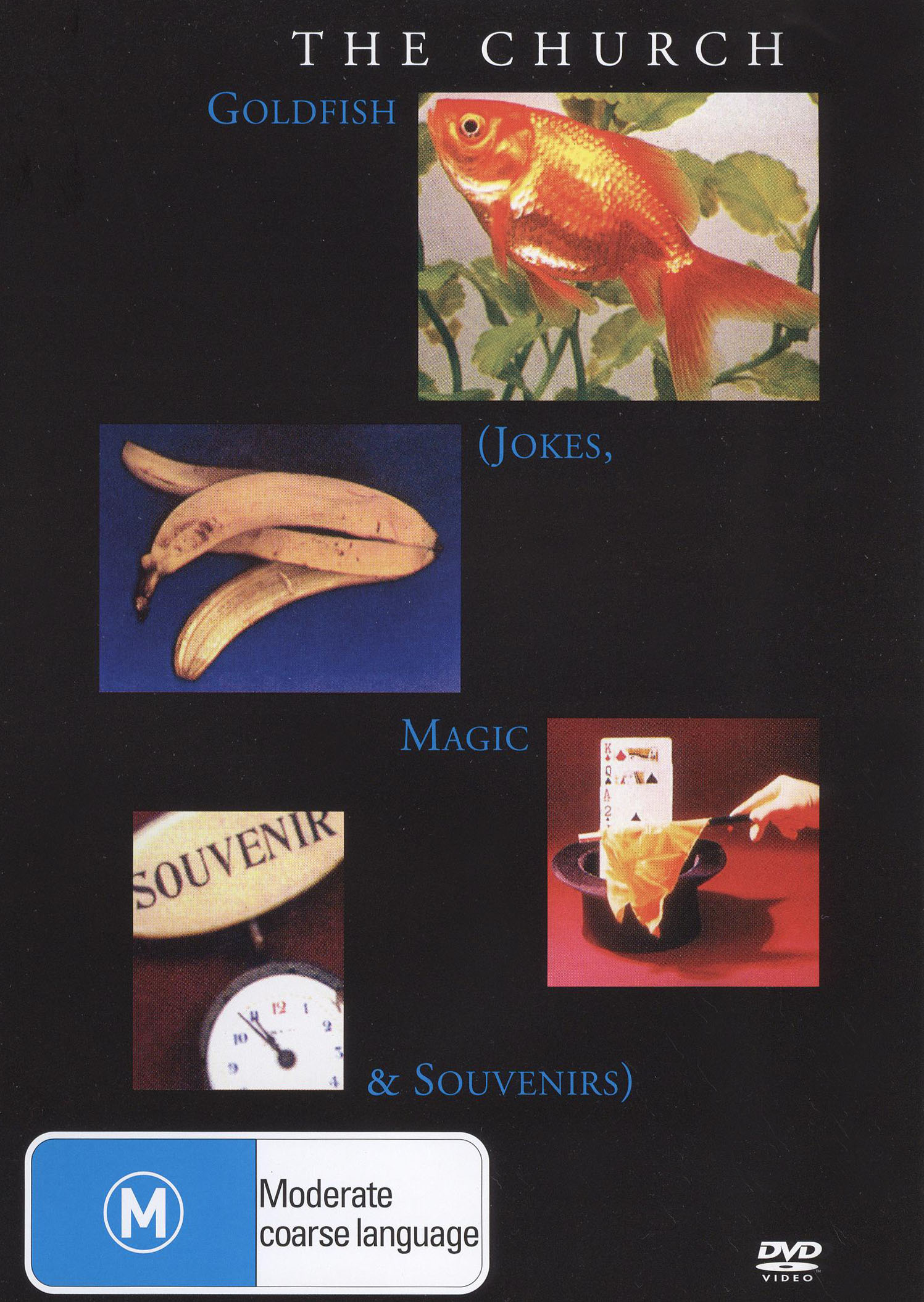 Church: Goldfish (Jokes, Magic and Souvenirs)