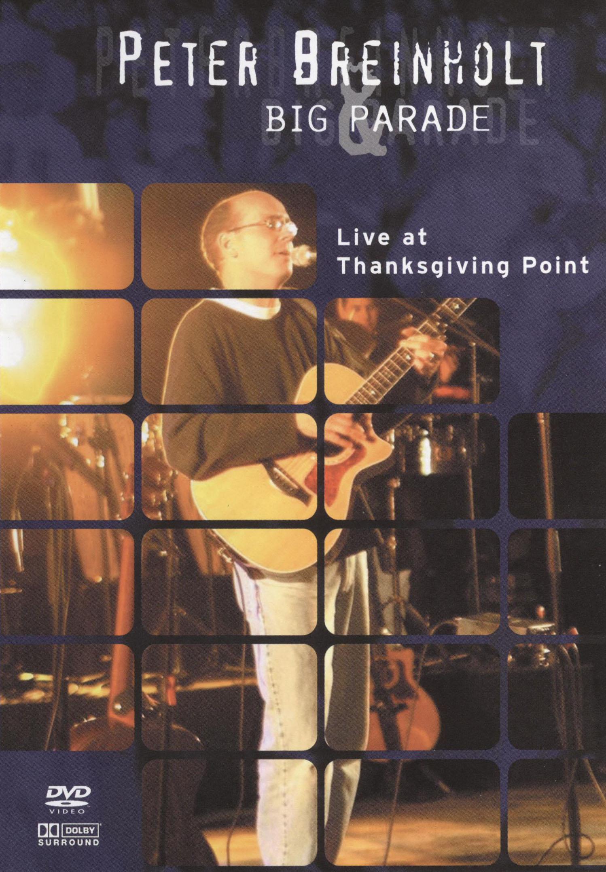 Peter Breinholt: Live at Thanksgiving Point
