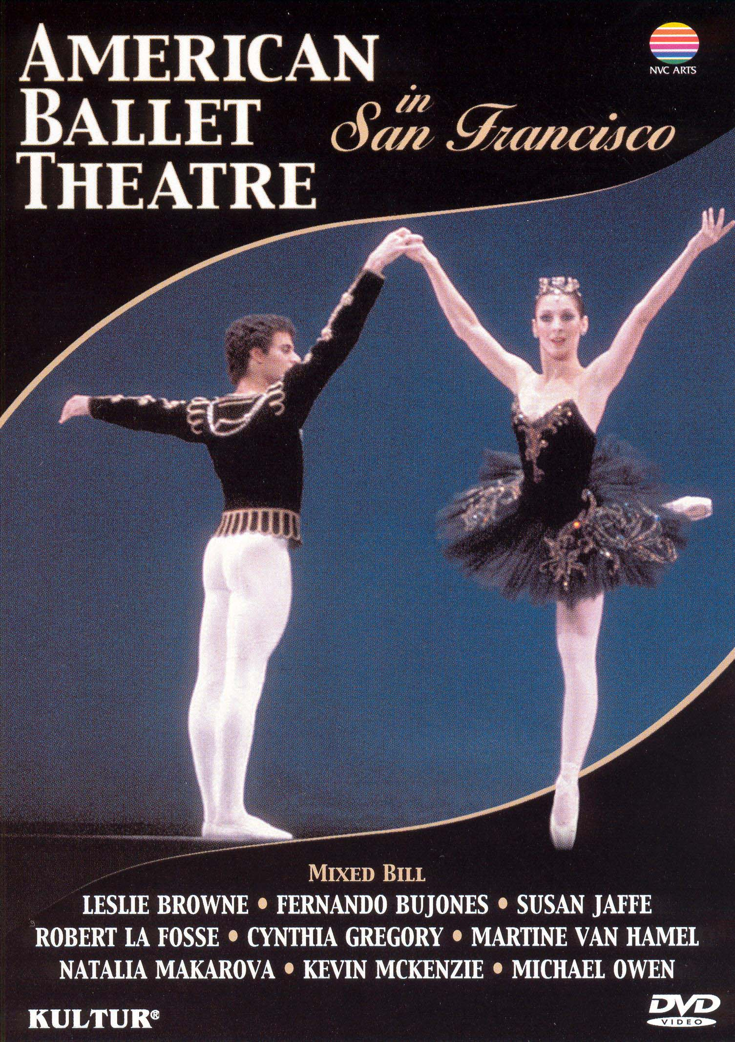 American Ballet Theatre in San Francisco