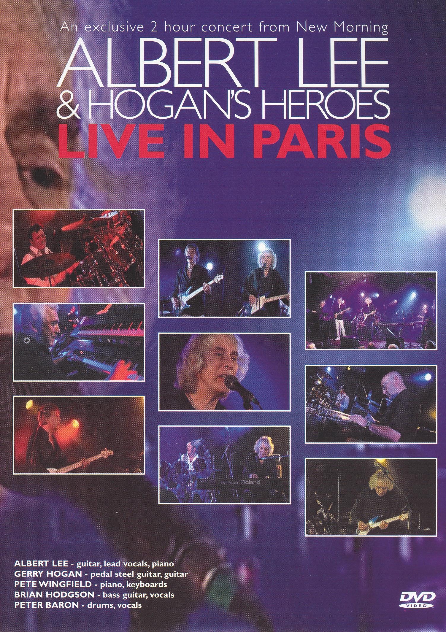 Albert Lee & Hogan's Heroes: Live in Paris
