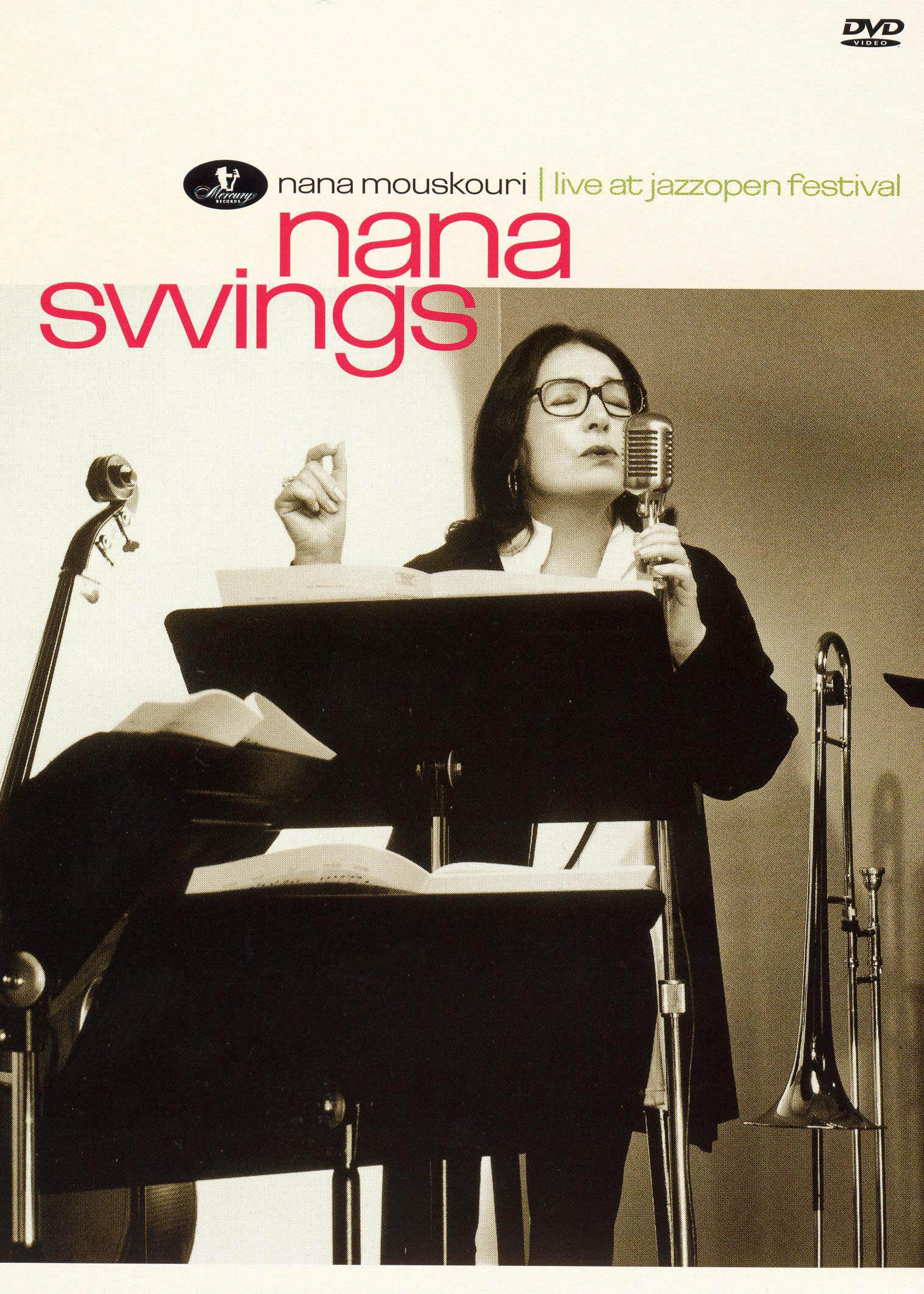 Nana Mouskouri: Nana Swings - Live at Jazzopen Festival