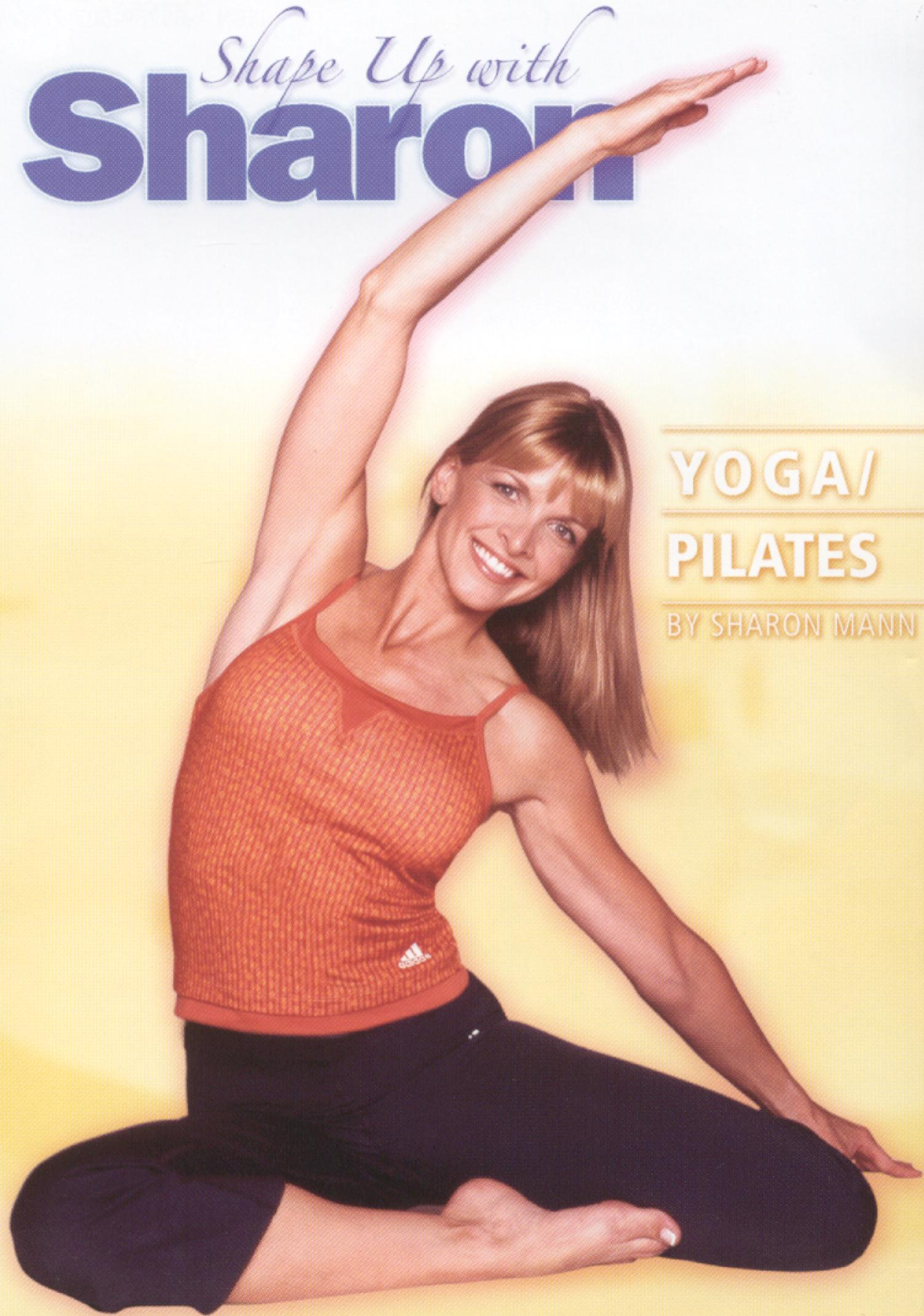 Sharon Mann: Shape Up With Sharon - Yoga/Pilates