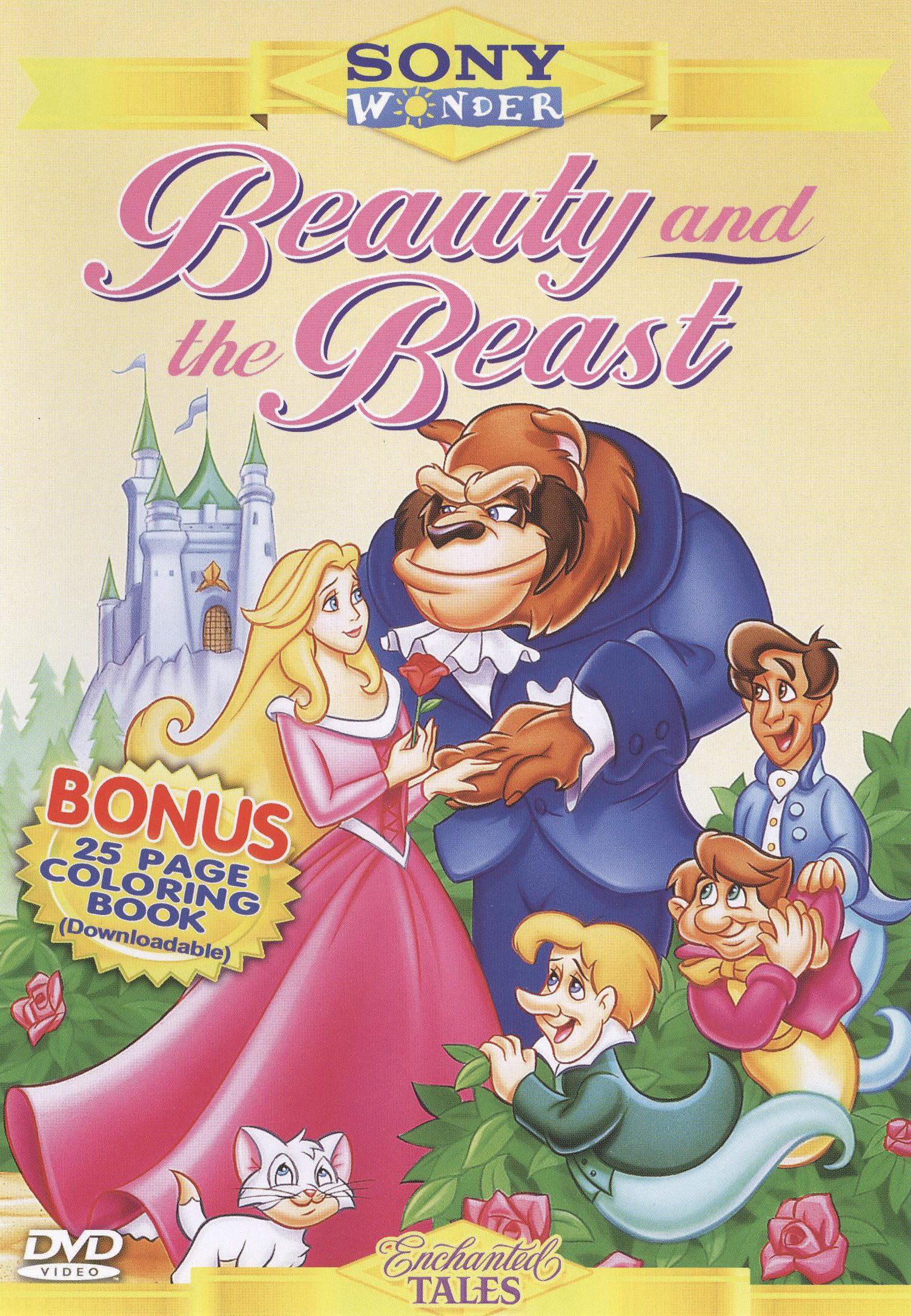 Enchanted Tales: Beauty and the Beast