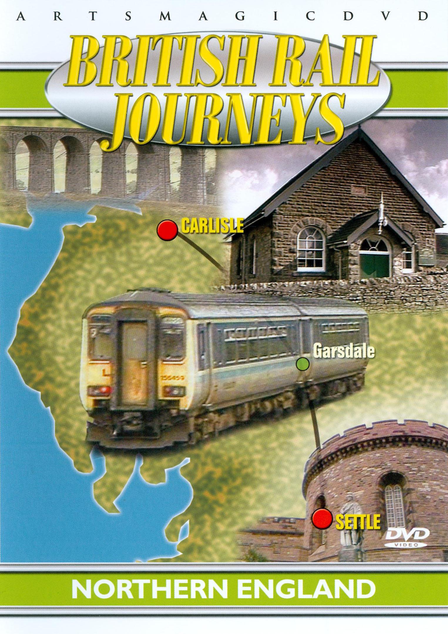 British Rail Journeys I: Northern England - Settle to ...