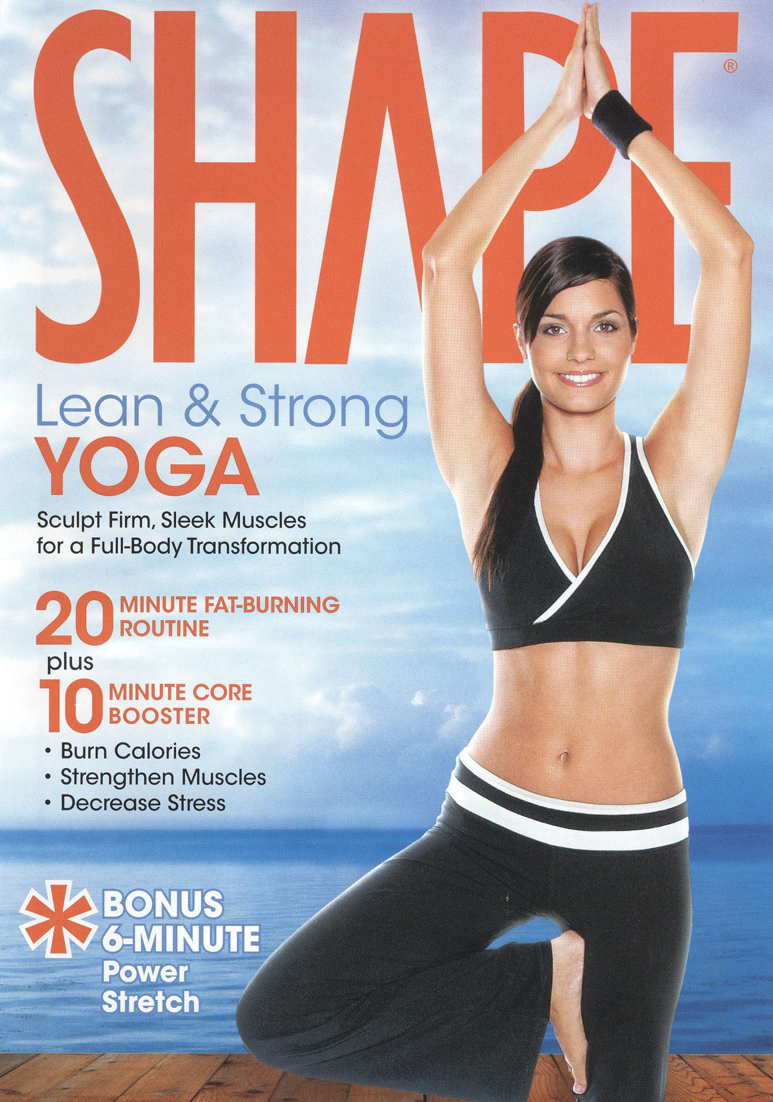 Shape: Long, Lean and Strong