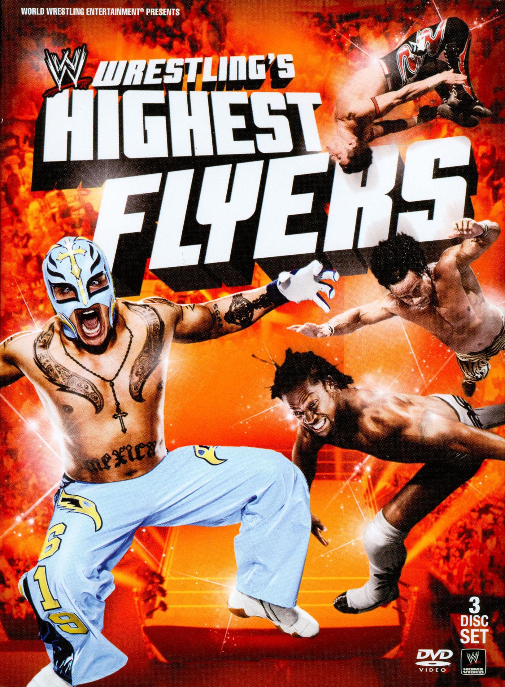 WWE: Wrestling's Highest Flyers