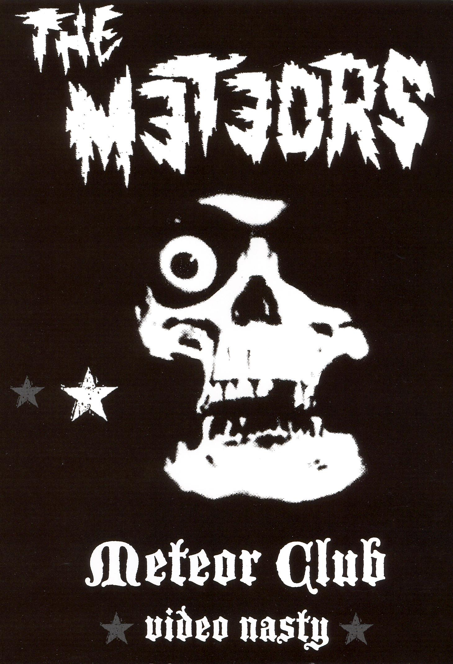 The Meteors: Video Nasty