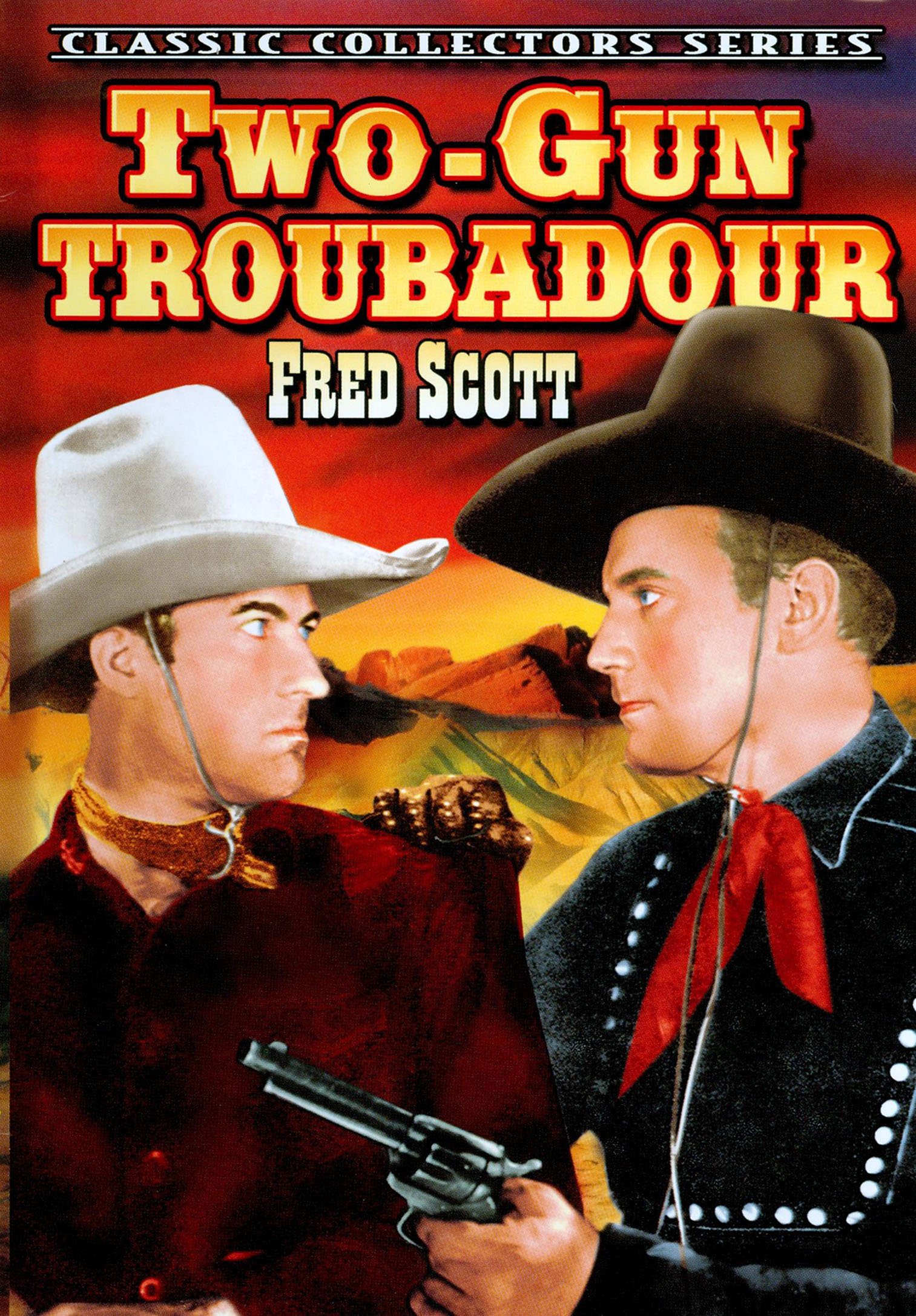 Two-Gun Troubador