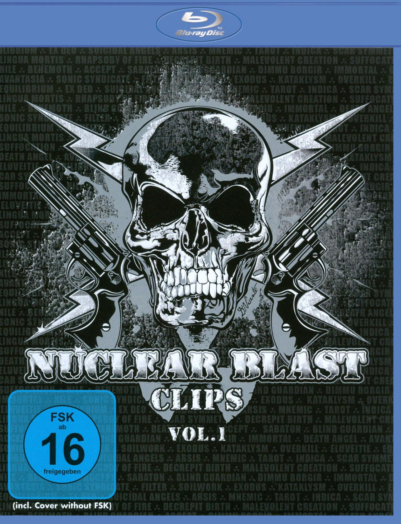 Nuclear Blast Clips, Vol. 1