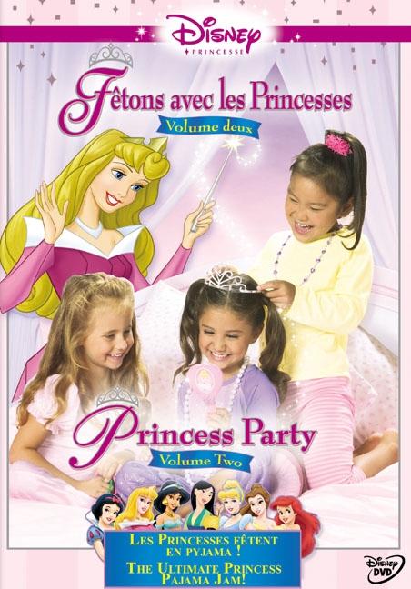 Disney Princess Party, Vol. 2