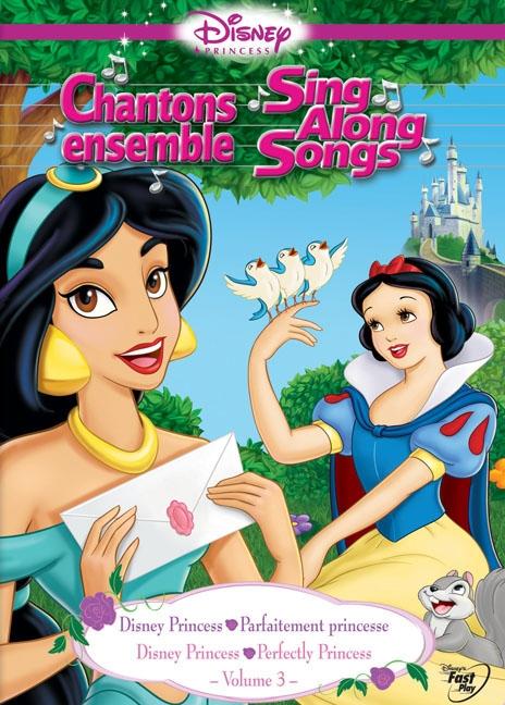 Disney Princess Sing Along Songs, Vol. 3: Perfectly Princess