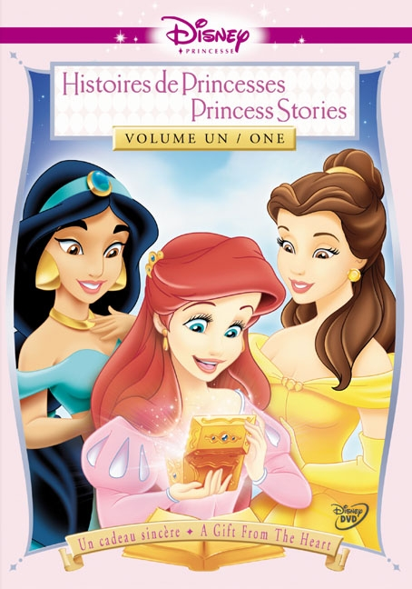 Disney Princess Stories, Vol. 1: A Gift From the Heart