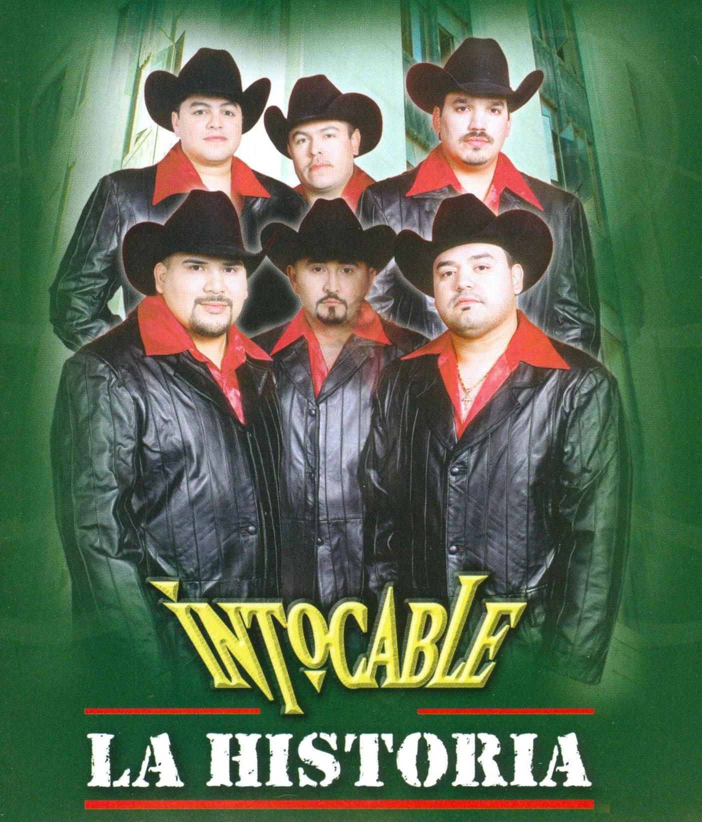 Intocable: La Historia