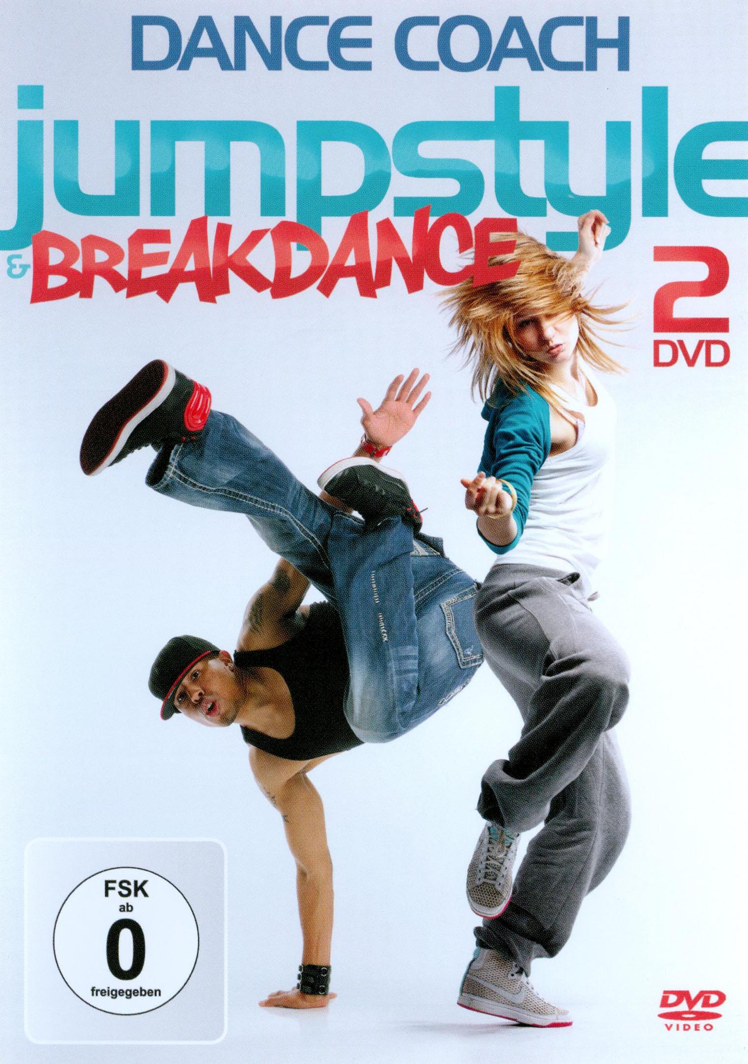 Dance Coach: Jumpstyle & Breakdance