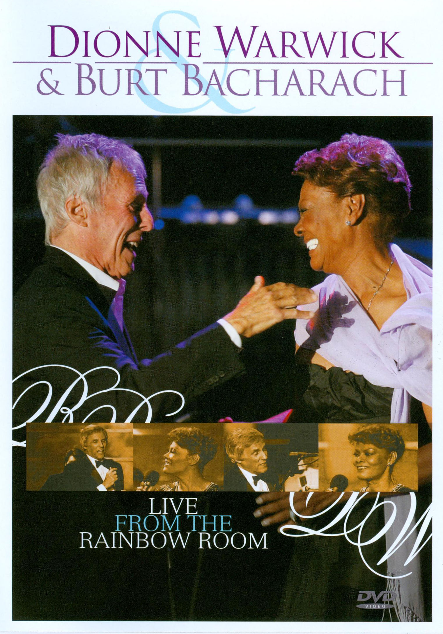 Dionne Warwick & Burt Bacharach: Live From The Rainbow Room