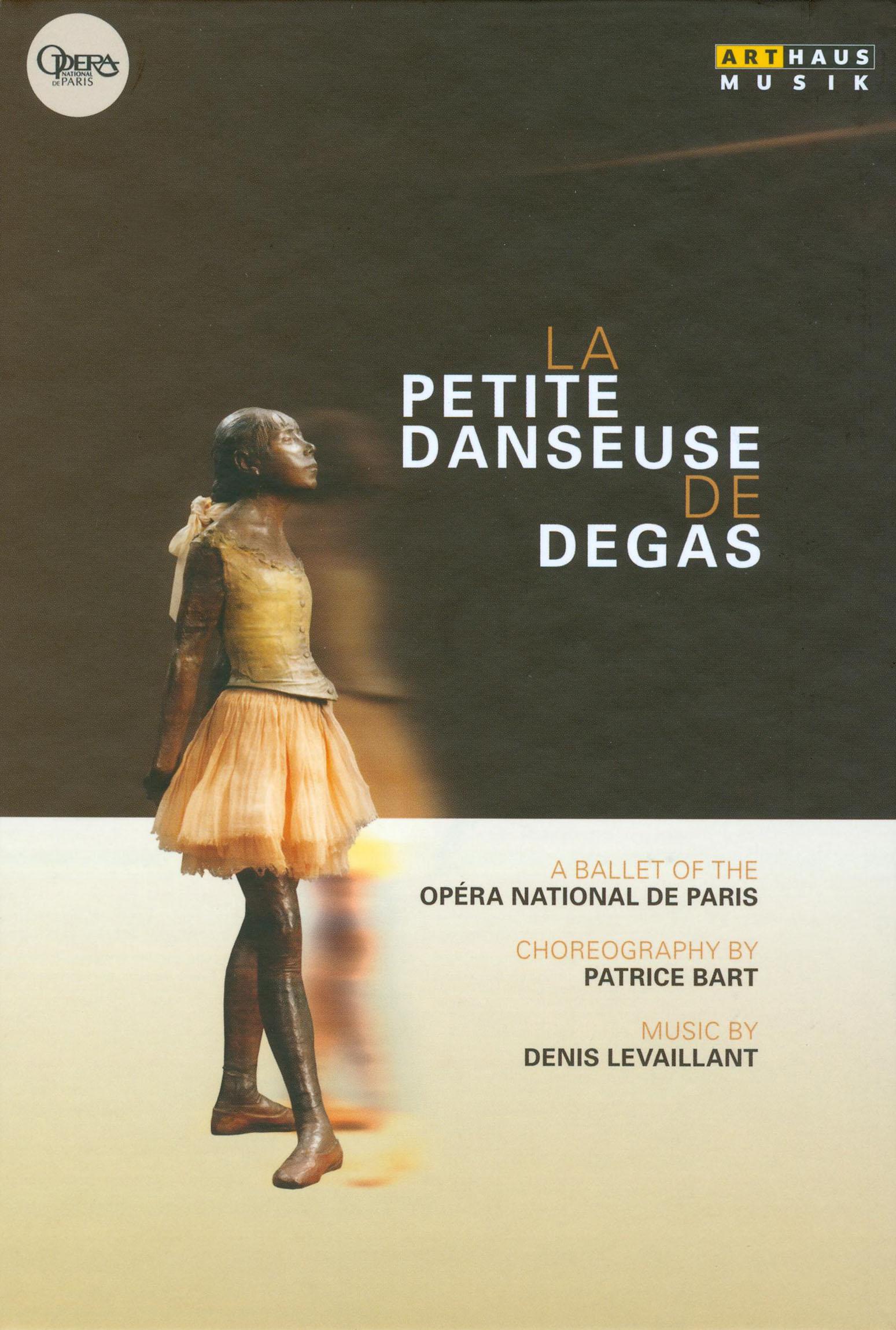 La Petite Danseuse de Degas (Paris Opera Ballet)