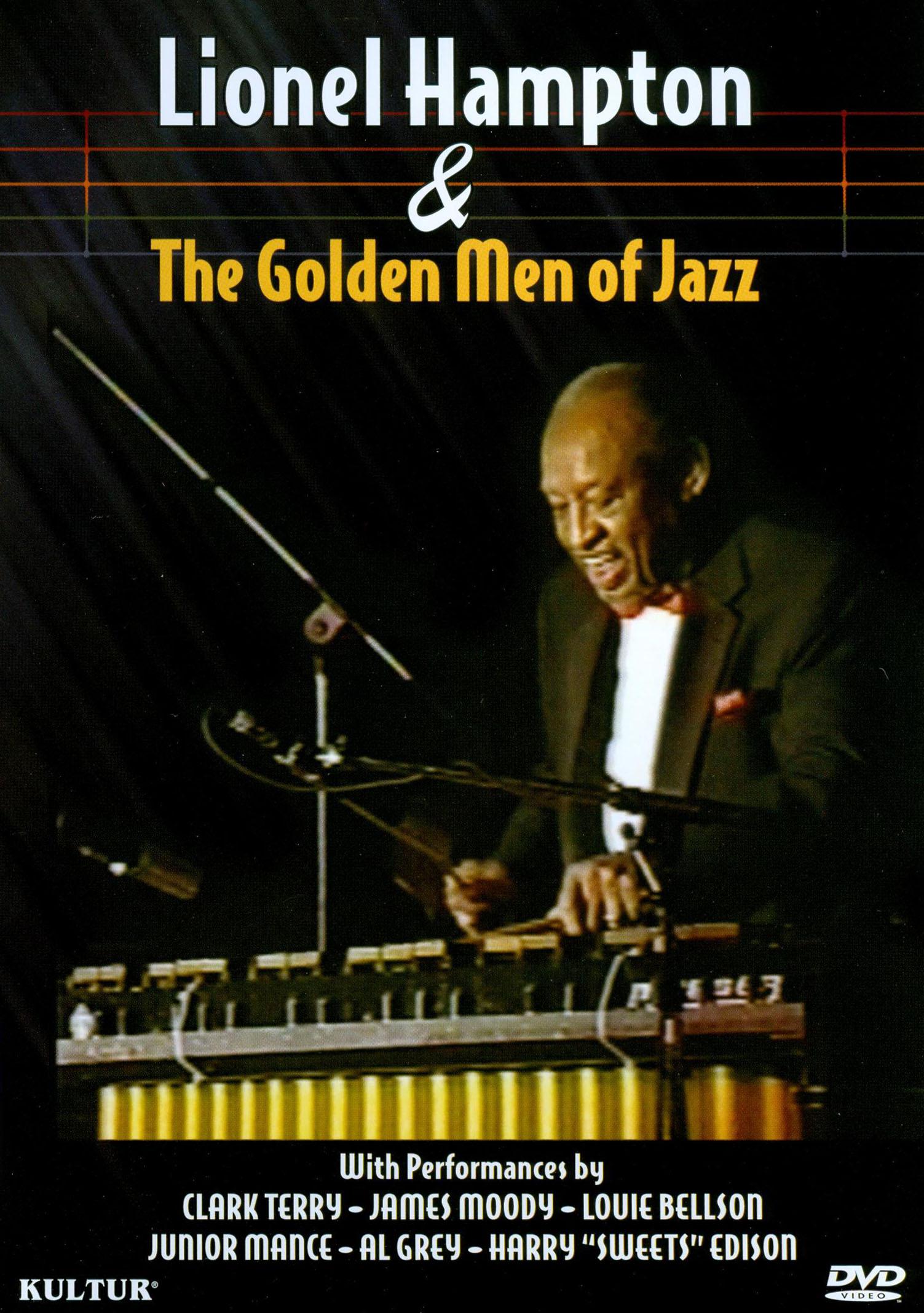 Lionel Hampton: The Golden Men of Jazz