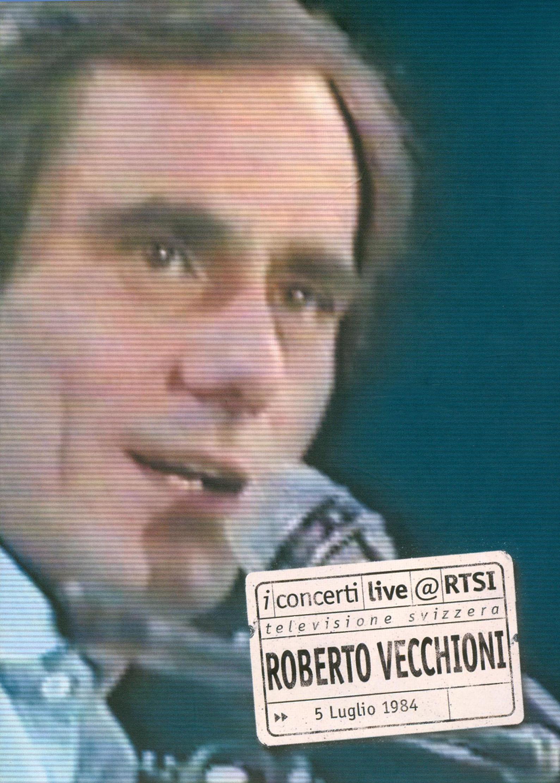 Robert Ovecchioni: Live @ RTSI