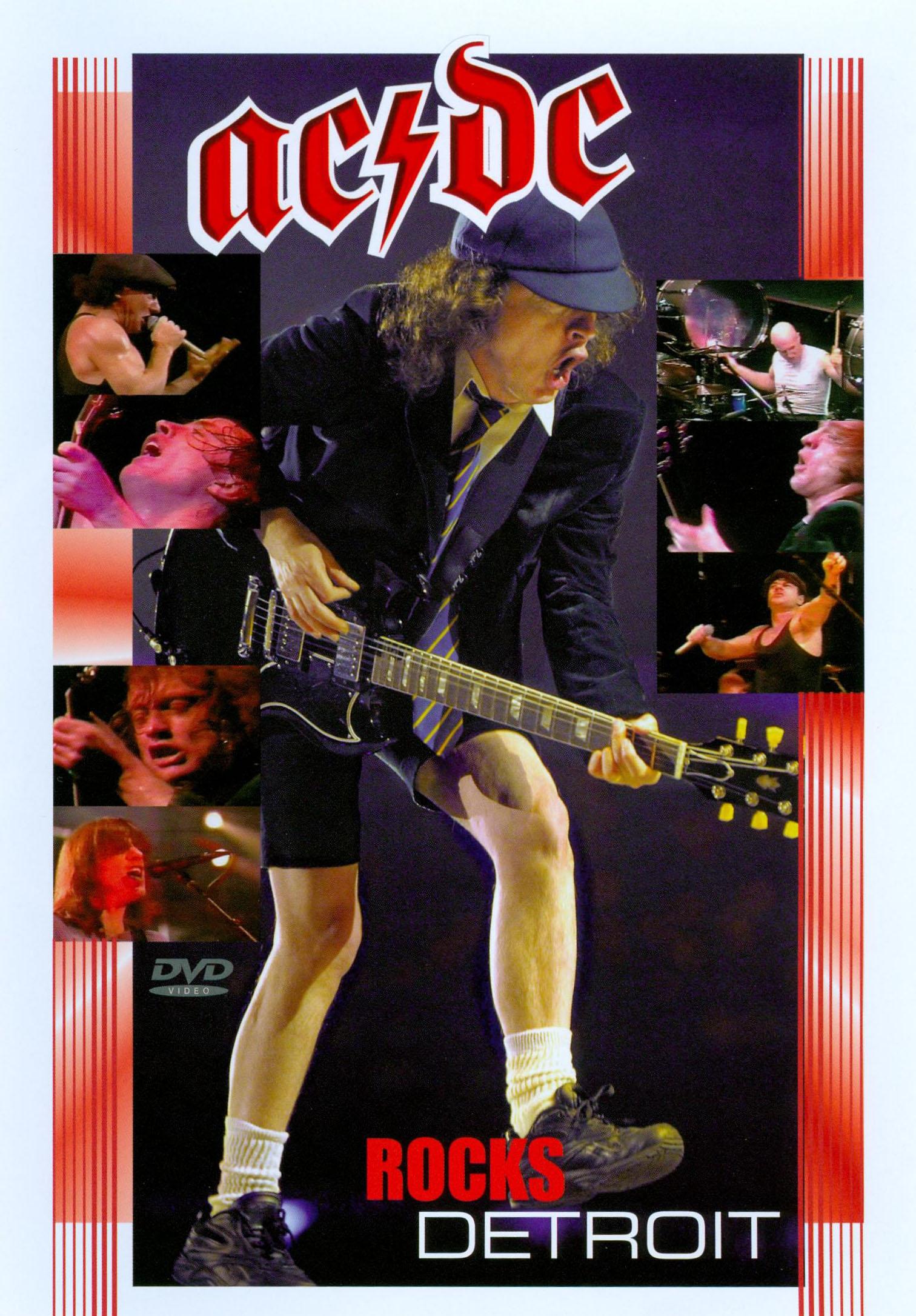 AC/DC Rocks Detroit