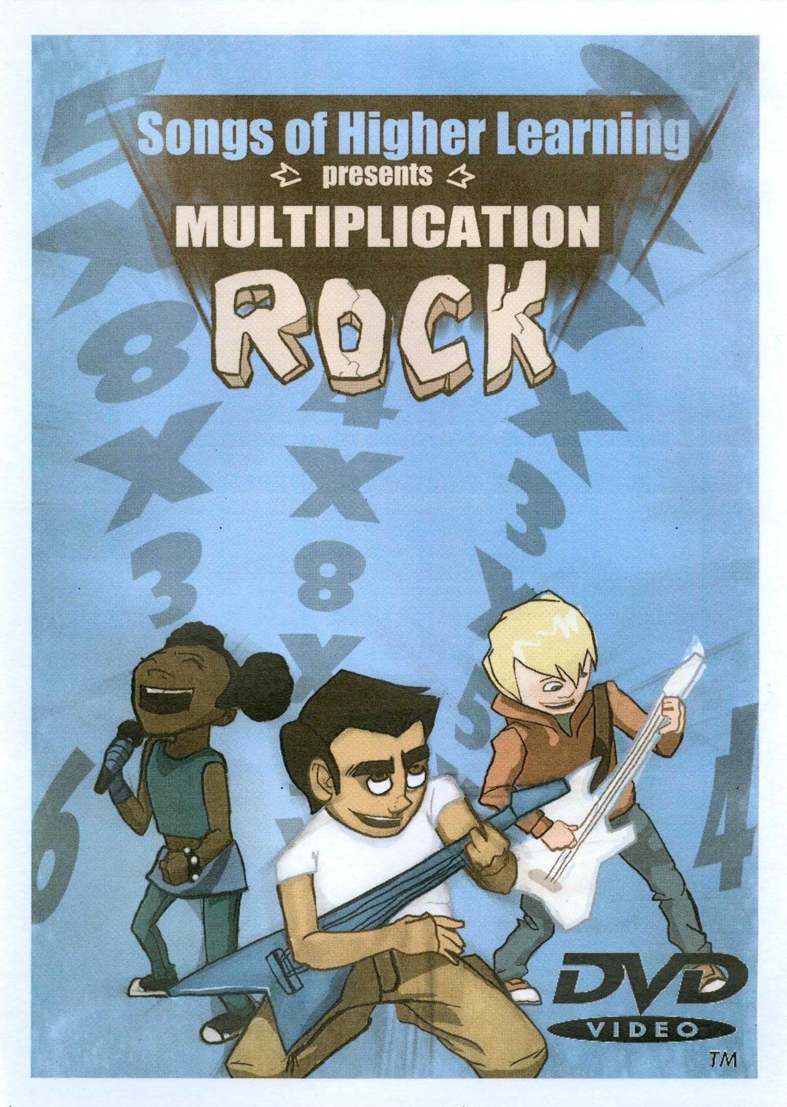 Songs of Higher Learning: Multiplication Rock