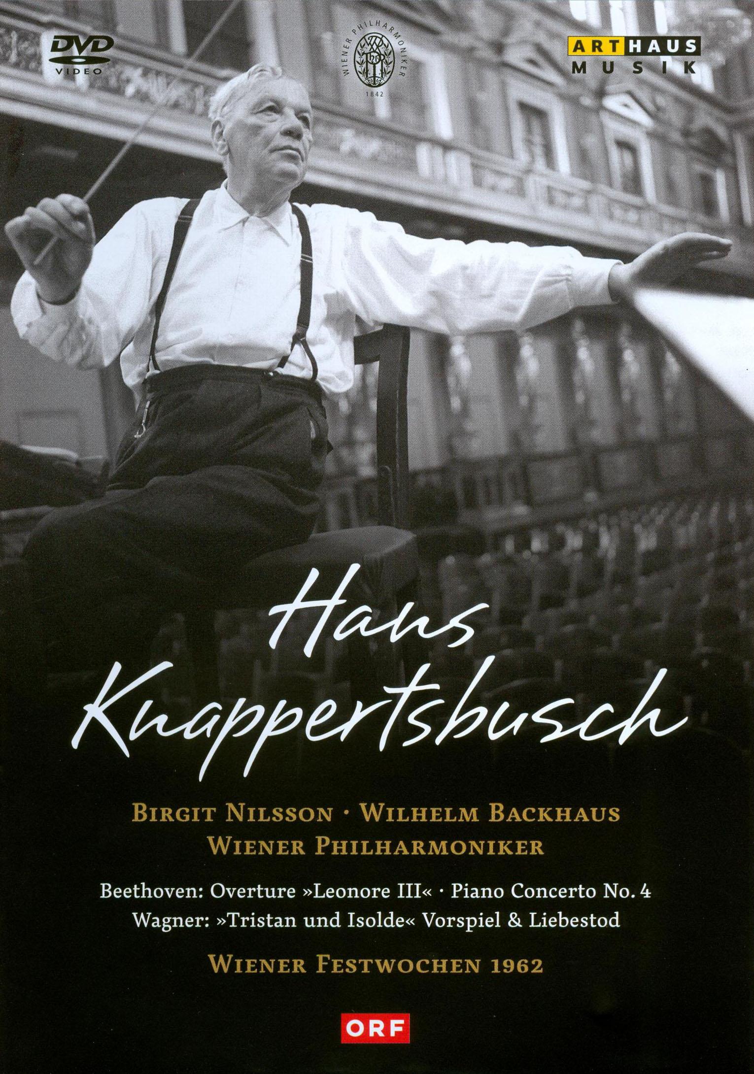 Haus Knappertsbusch: Wiener Festwochen 1962