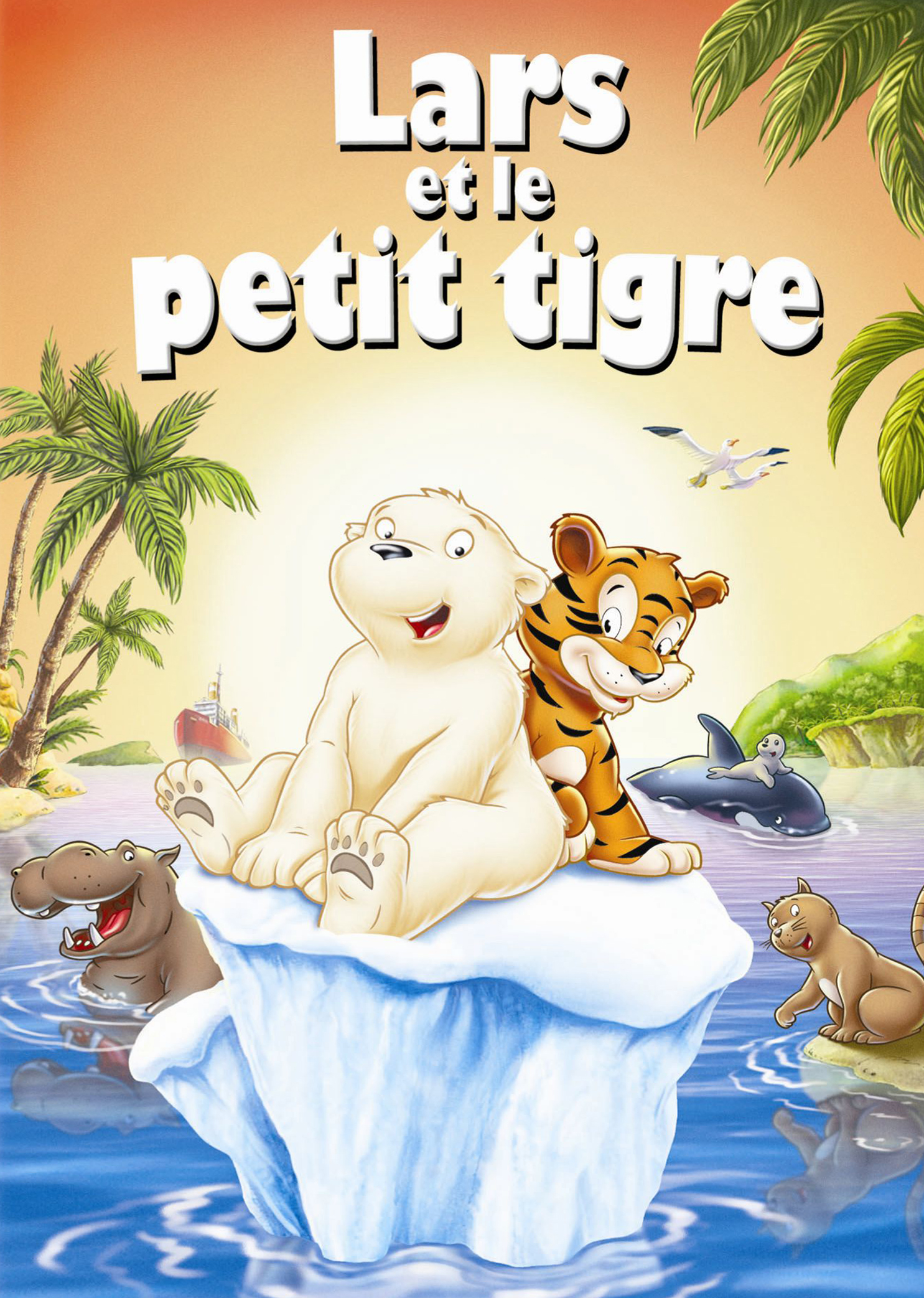 Little Polar Bear: Lars and the Little Tiger