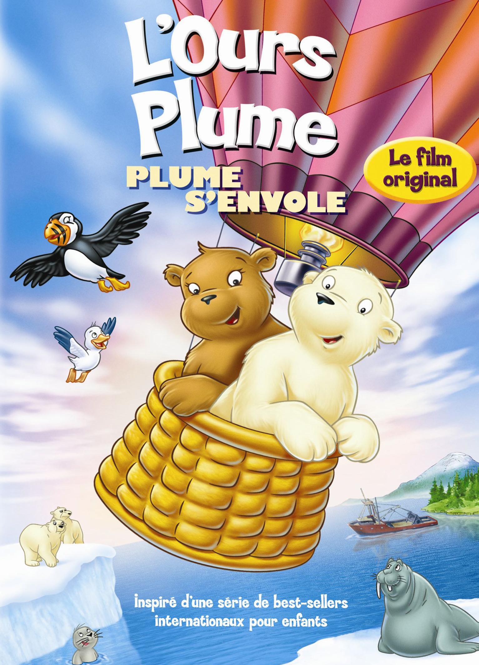 Little Polar Bear: The Dream of Flying