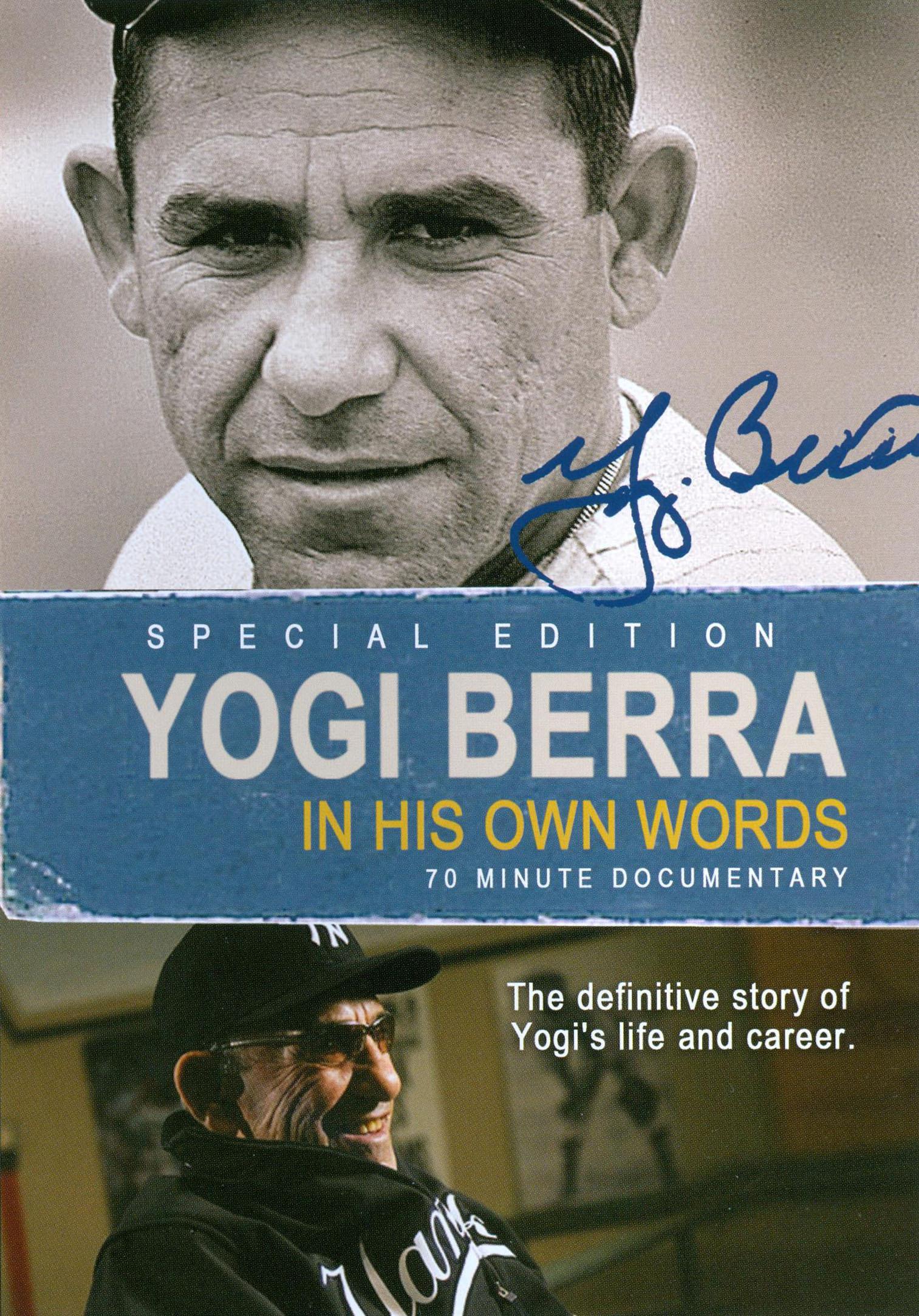 Yankee Immortals: Yogi Berra - In His Own Words