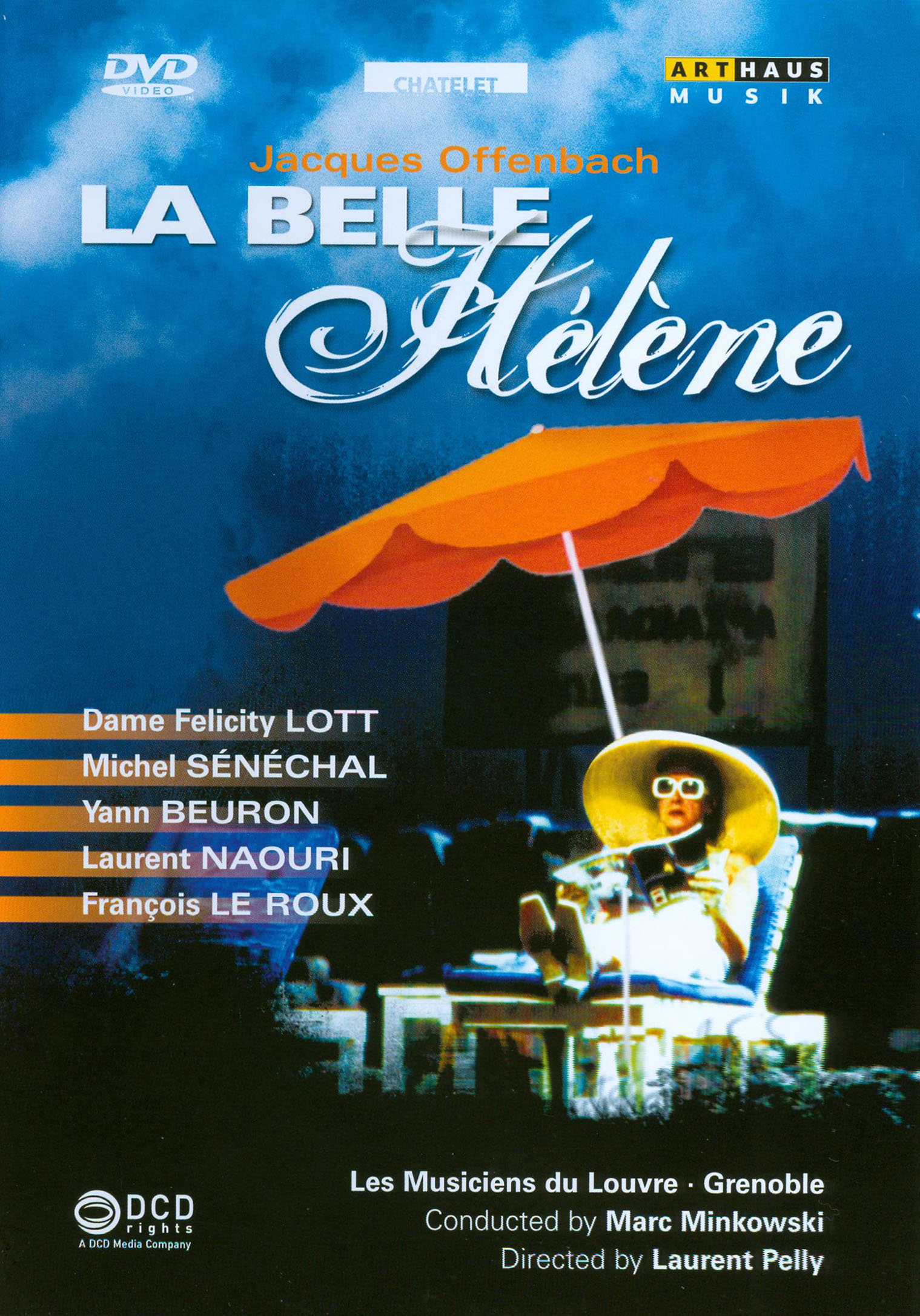 La Belle Hélène (Theatre Musical de Paris)