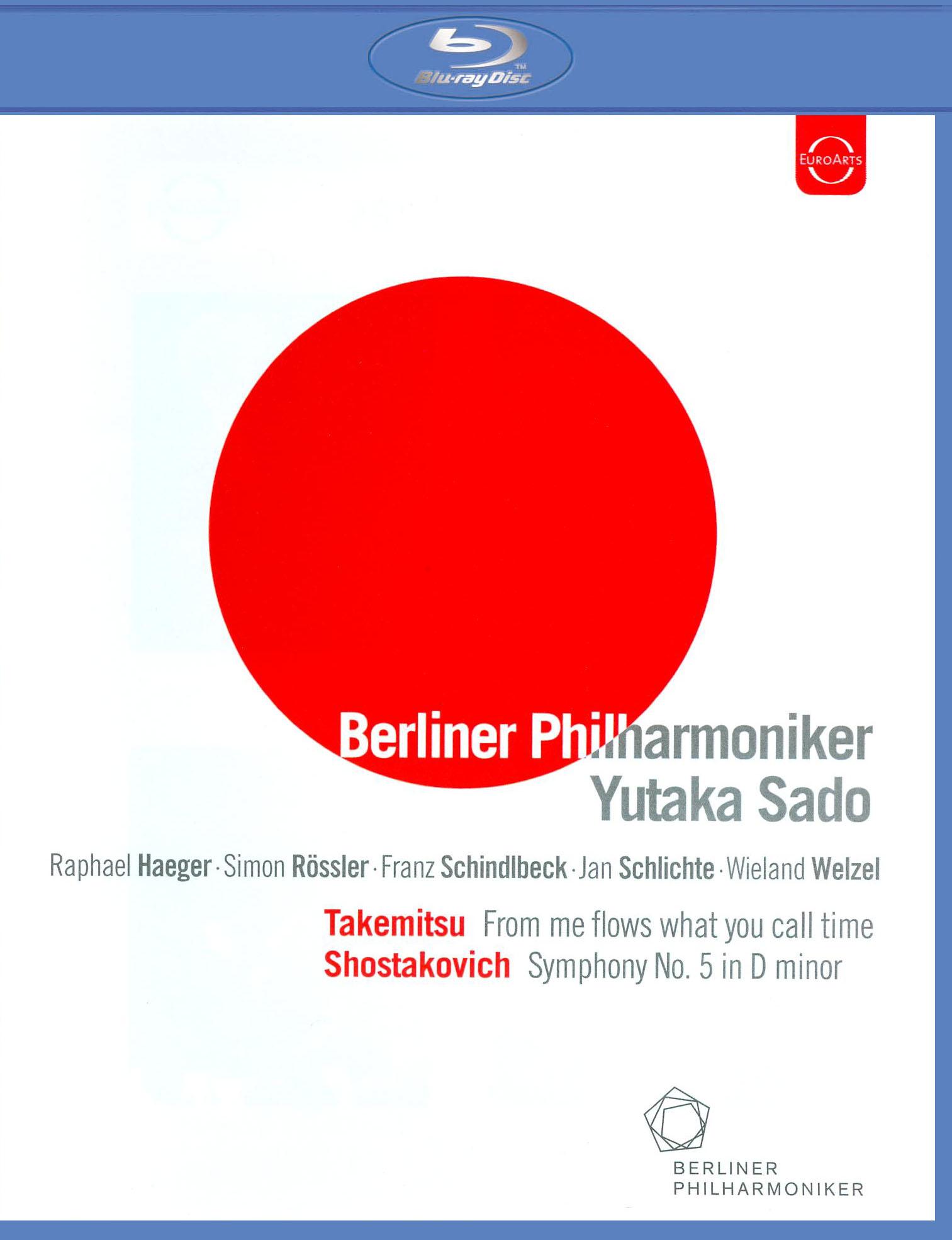 Berliner Philharmoniker/Yutaka Sado: Takemitsu/Shostakovich