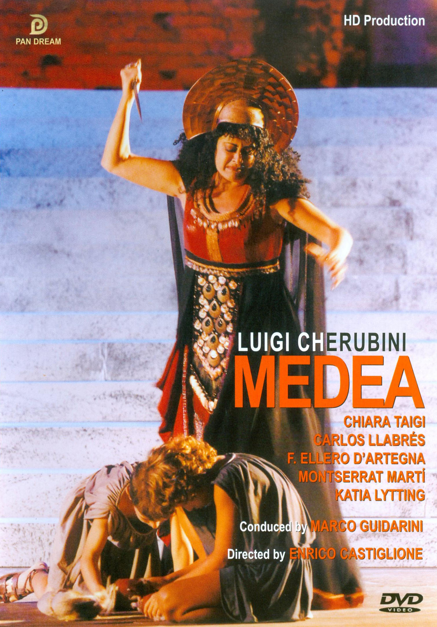 Medea (Greek Theatre of Taormina)