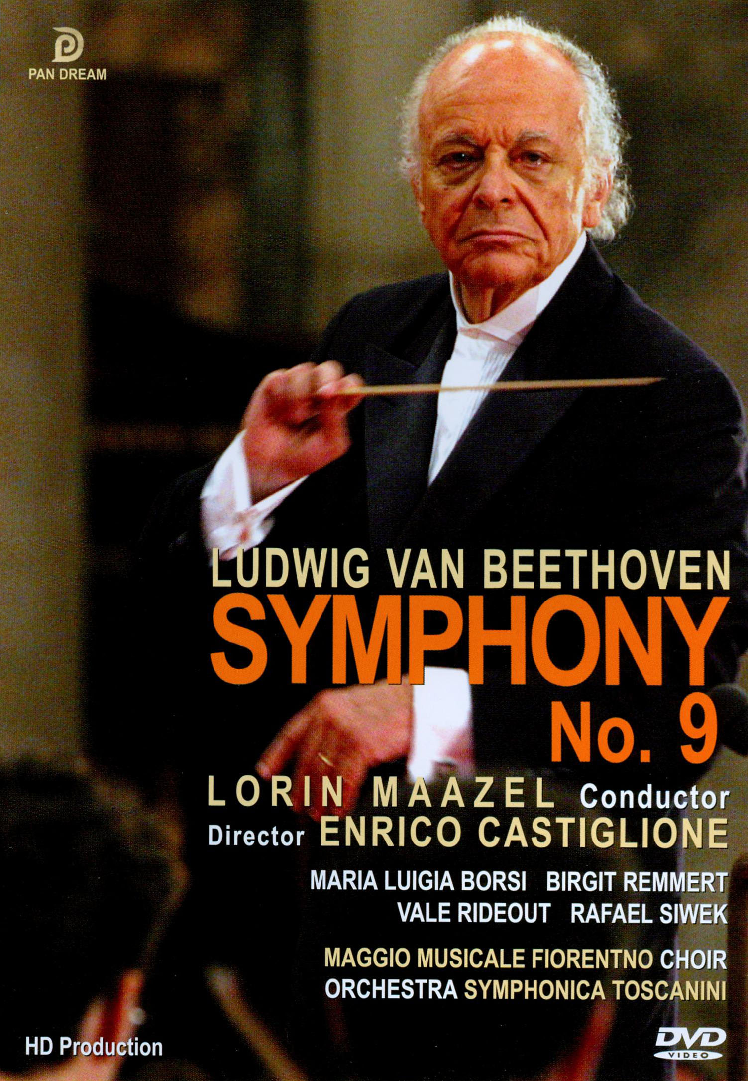 Lorin Maazel: Beethoven - Symphony No. 9 Choral at Vatican City