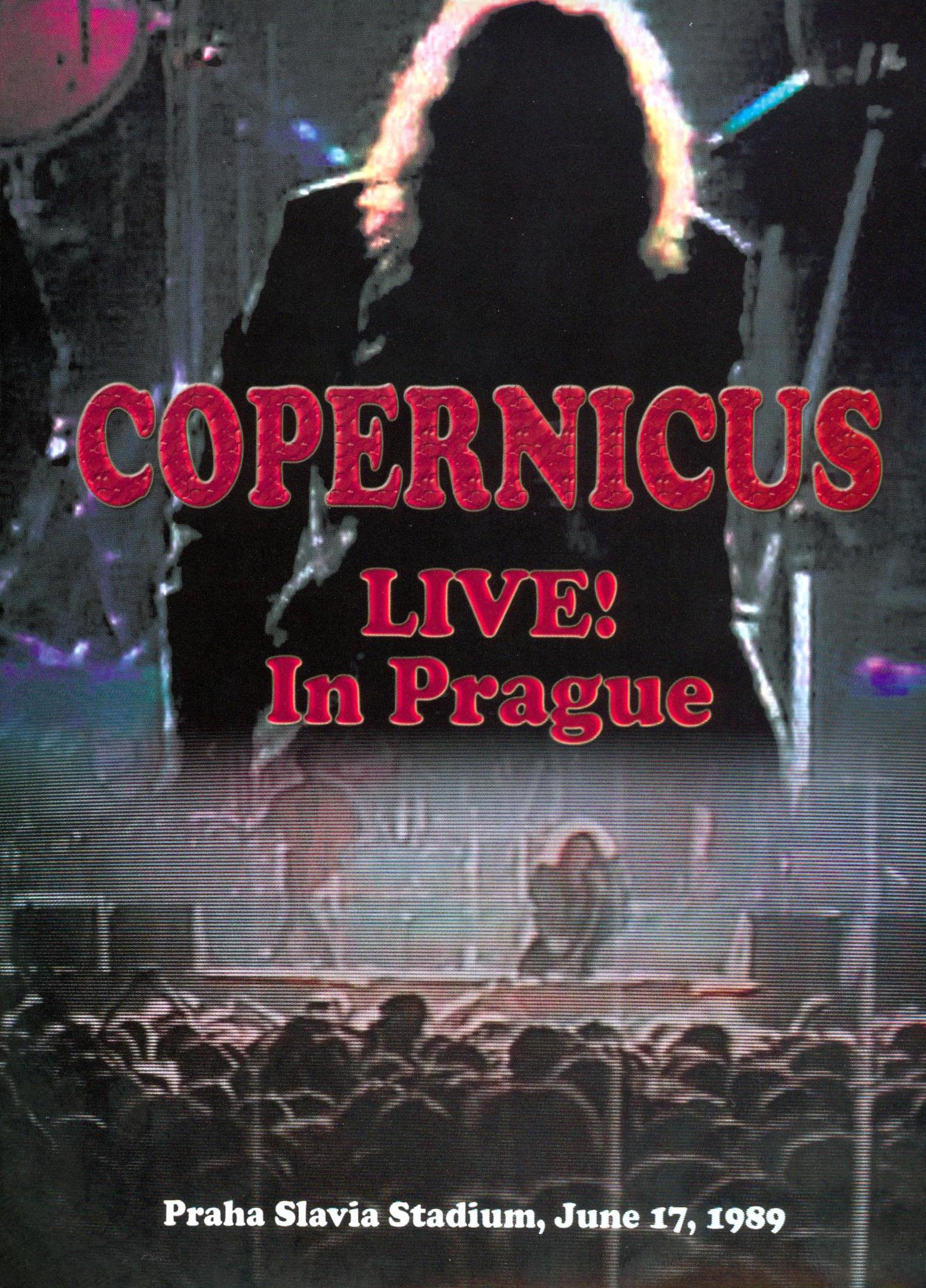 Copernicus: Live! In Prague