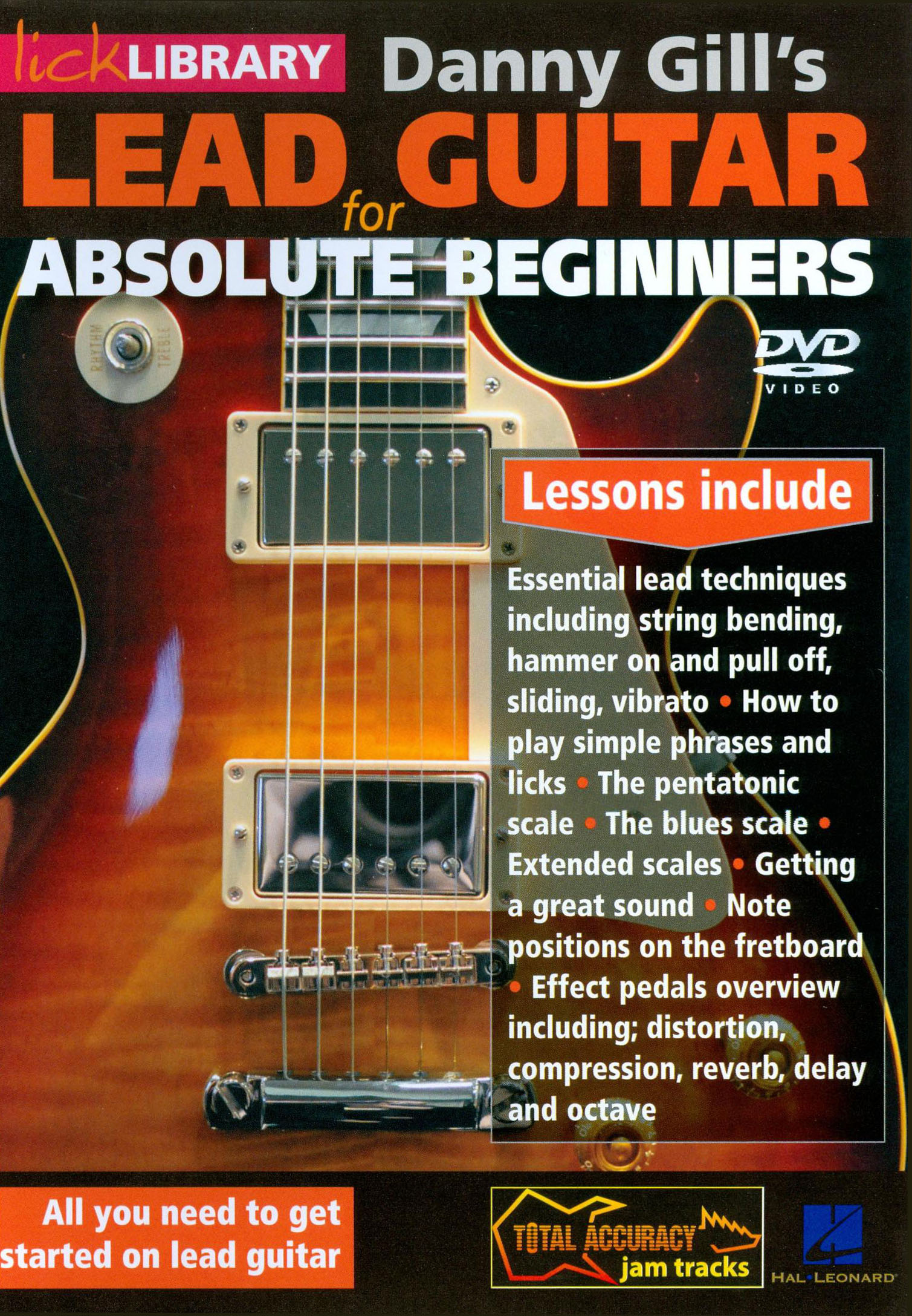 Danny Gill: Lead Guitar for Absolute Beginners