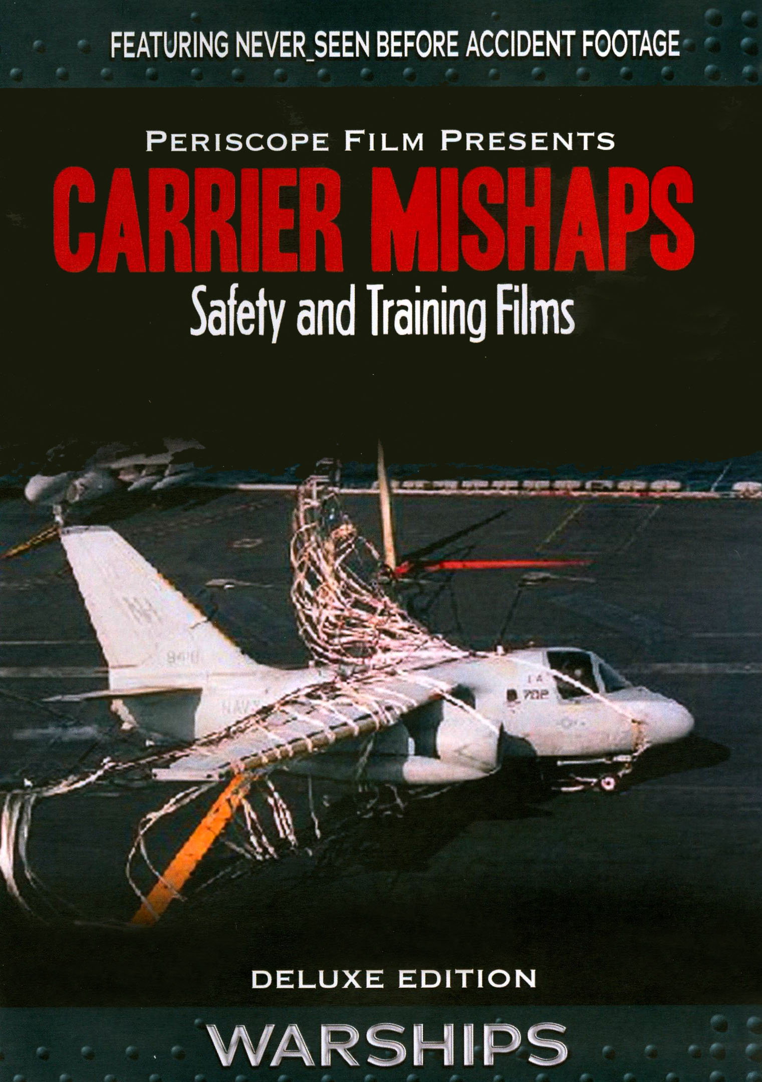 Carrier Mishaps: Safety and Training Films