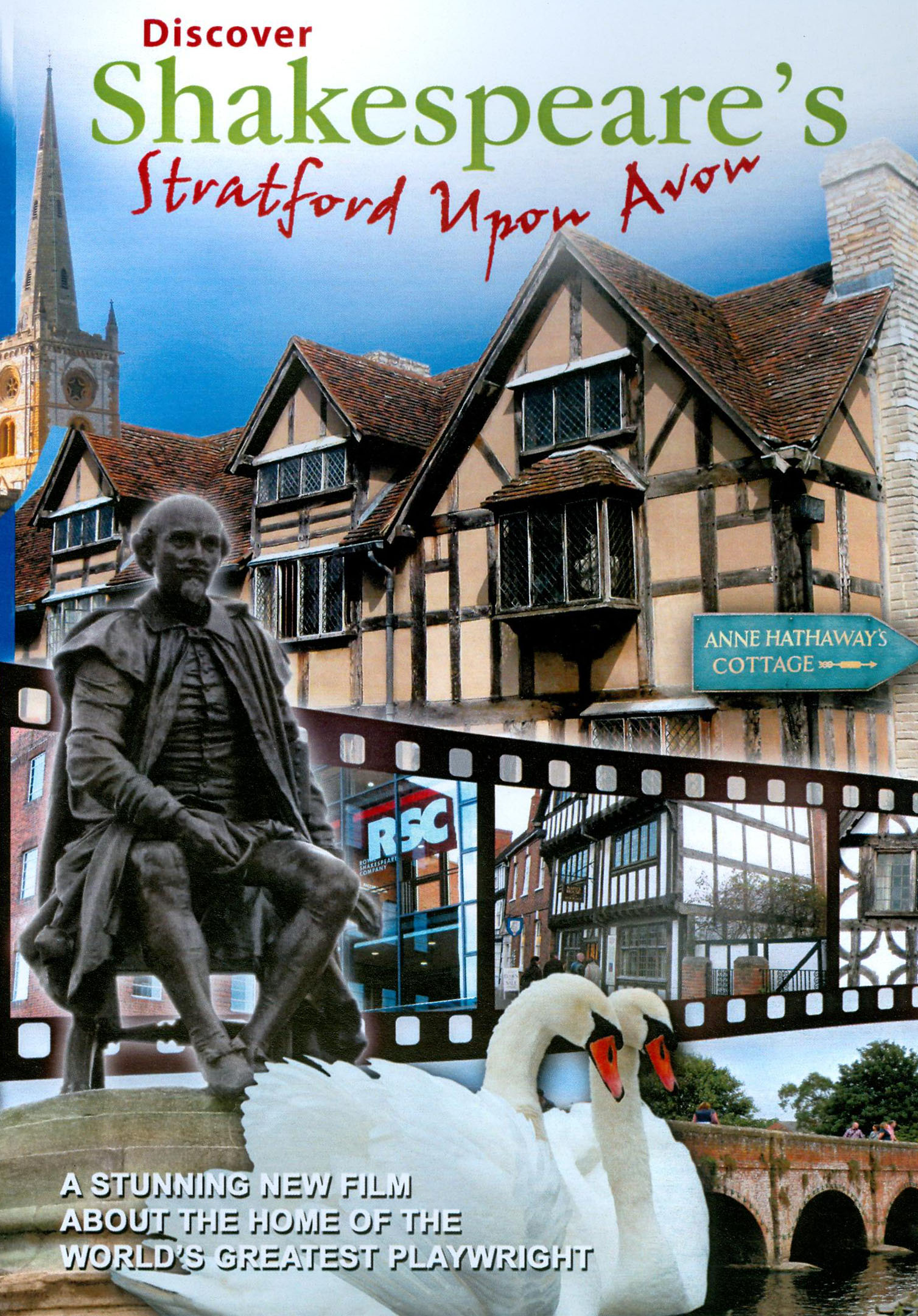 Discover Shakespeare's Stratford Upon Avon