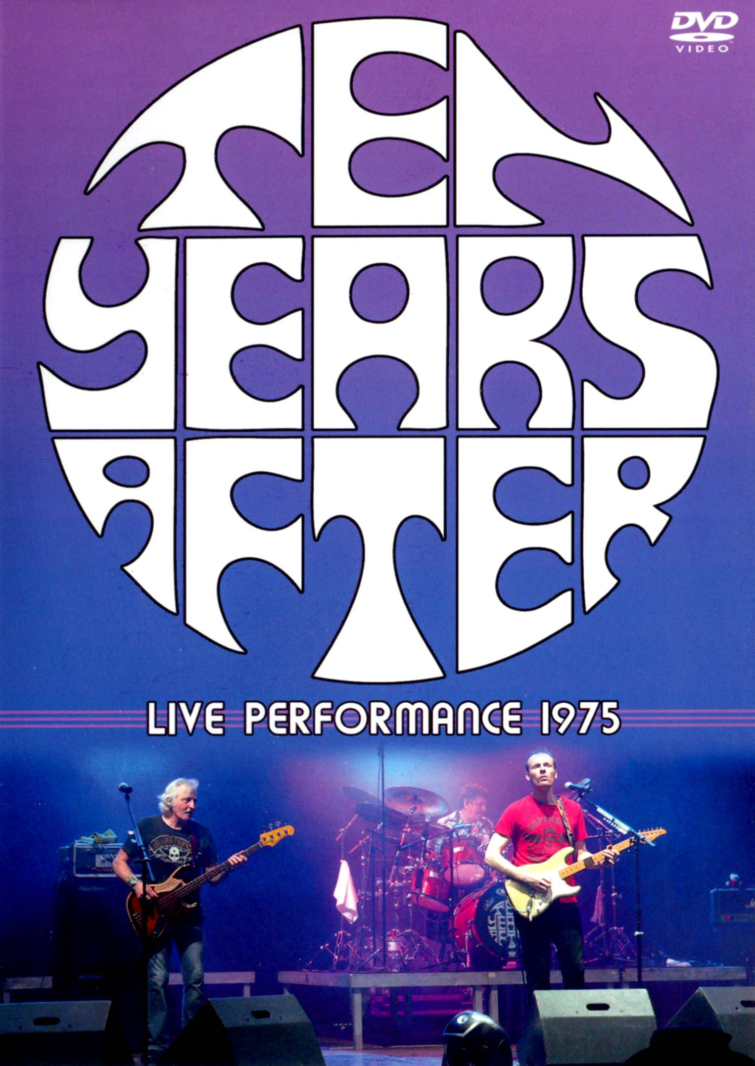 Ten Years After: Live Performance 1975