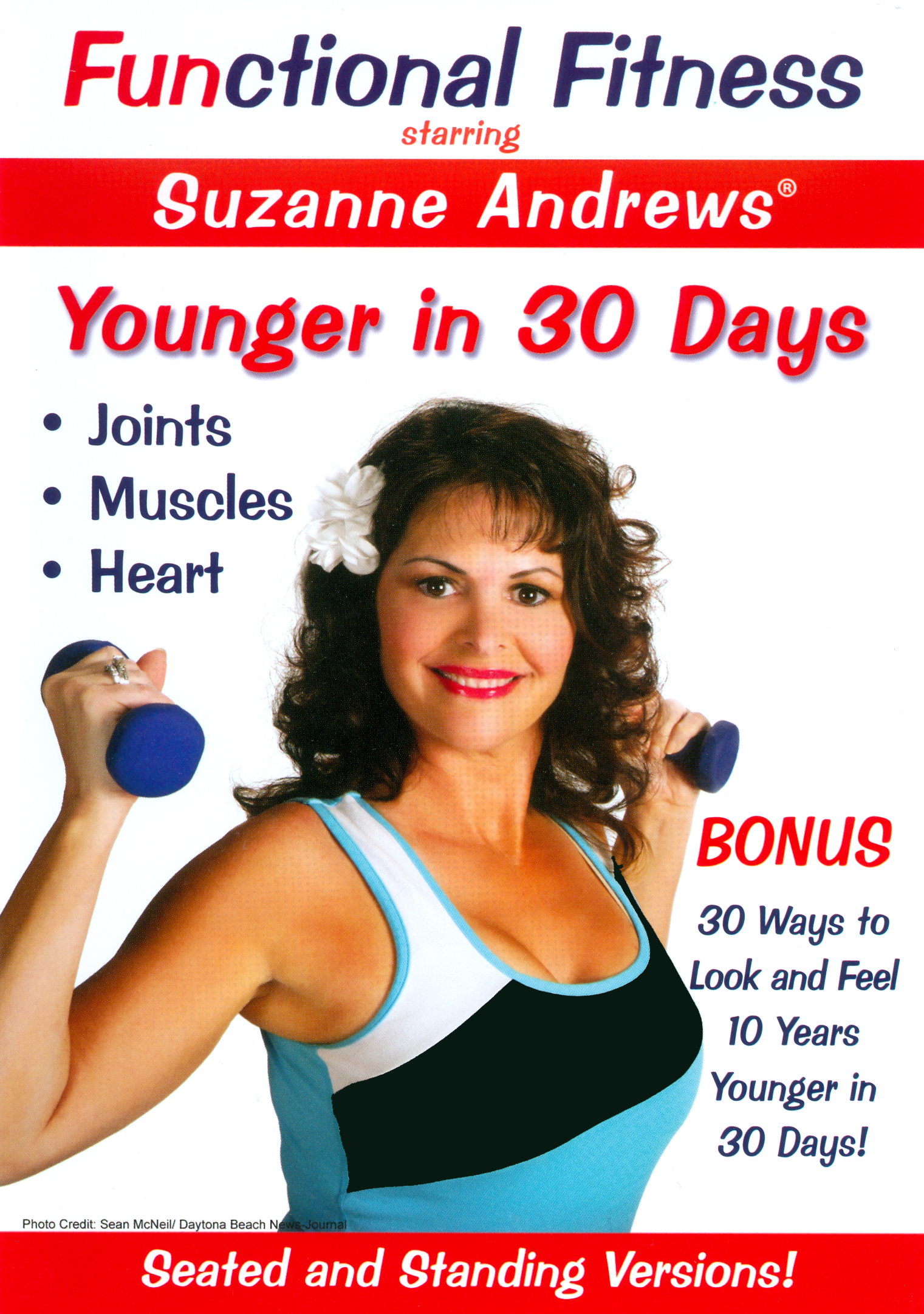 Suzanne Andrews: Functional Fitness - Younger in 30 Days