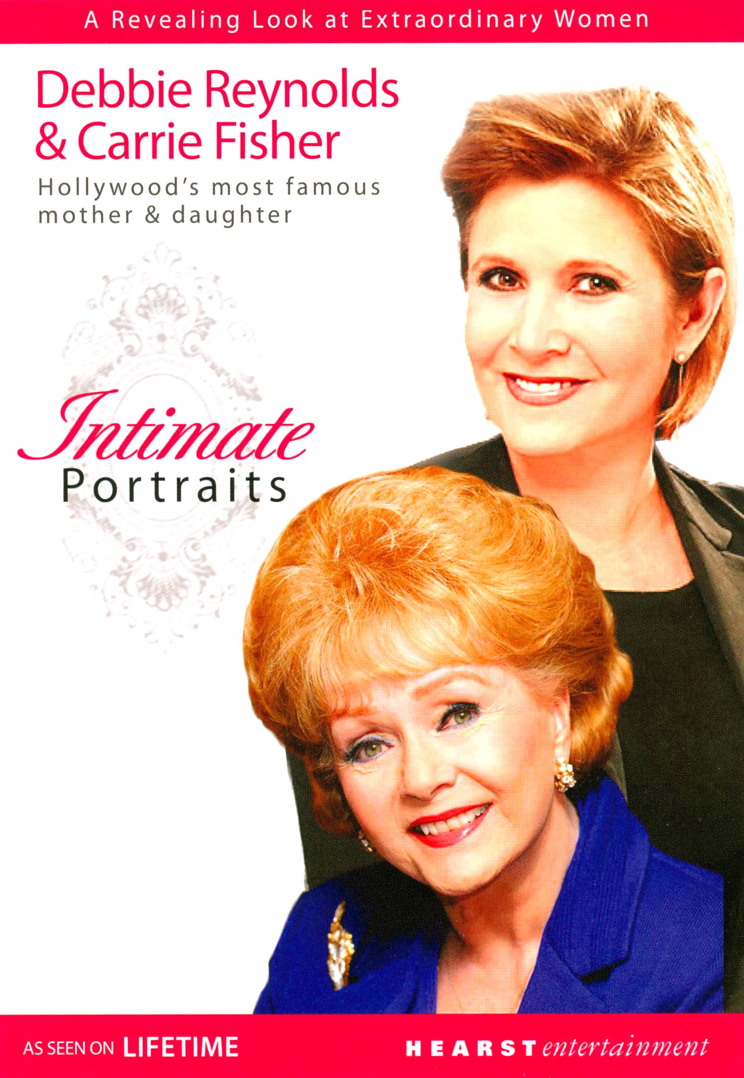 Intimate Portraits: Debbie Reynolds & Carrie Fisher