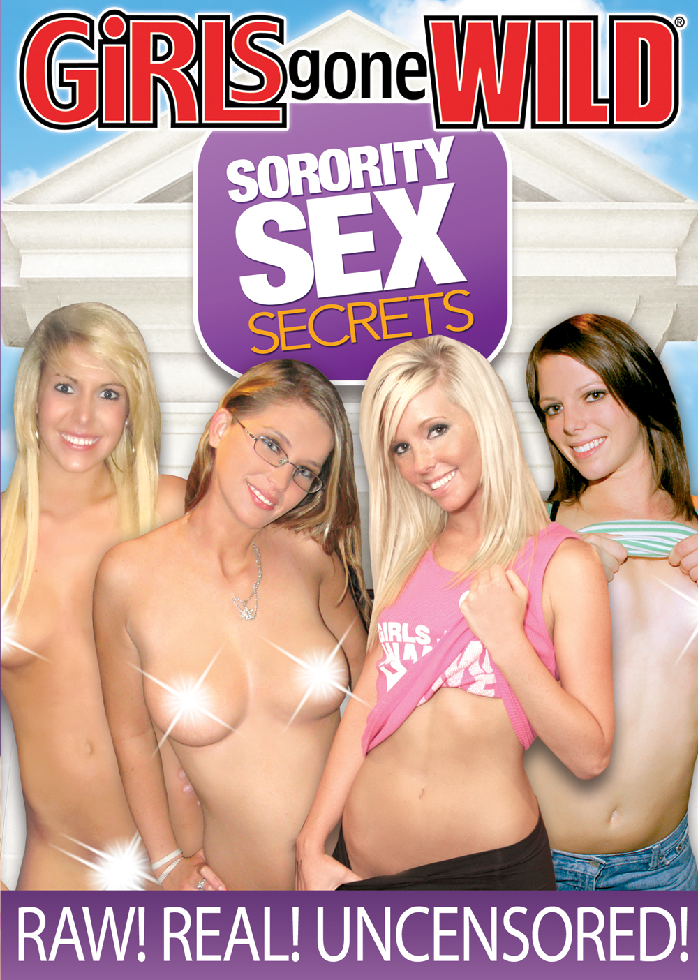 Girls Gone Wild: Sorority Sex Secrets