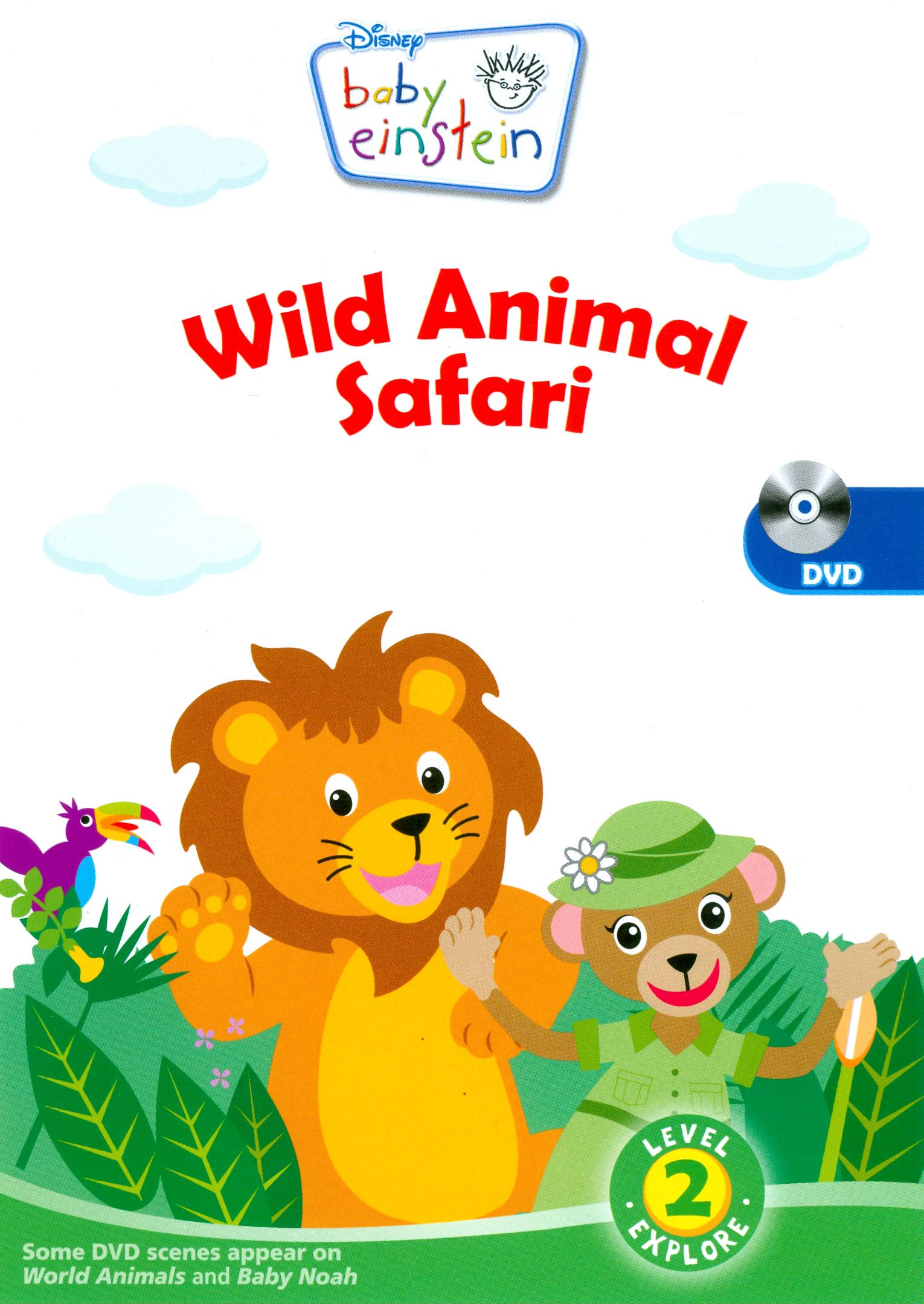 Baby Einstein: Wild Animal Safari