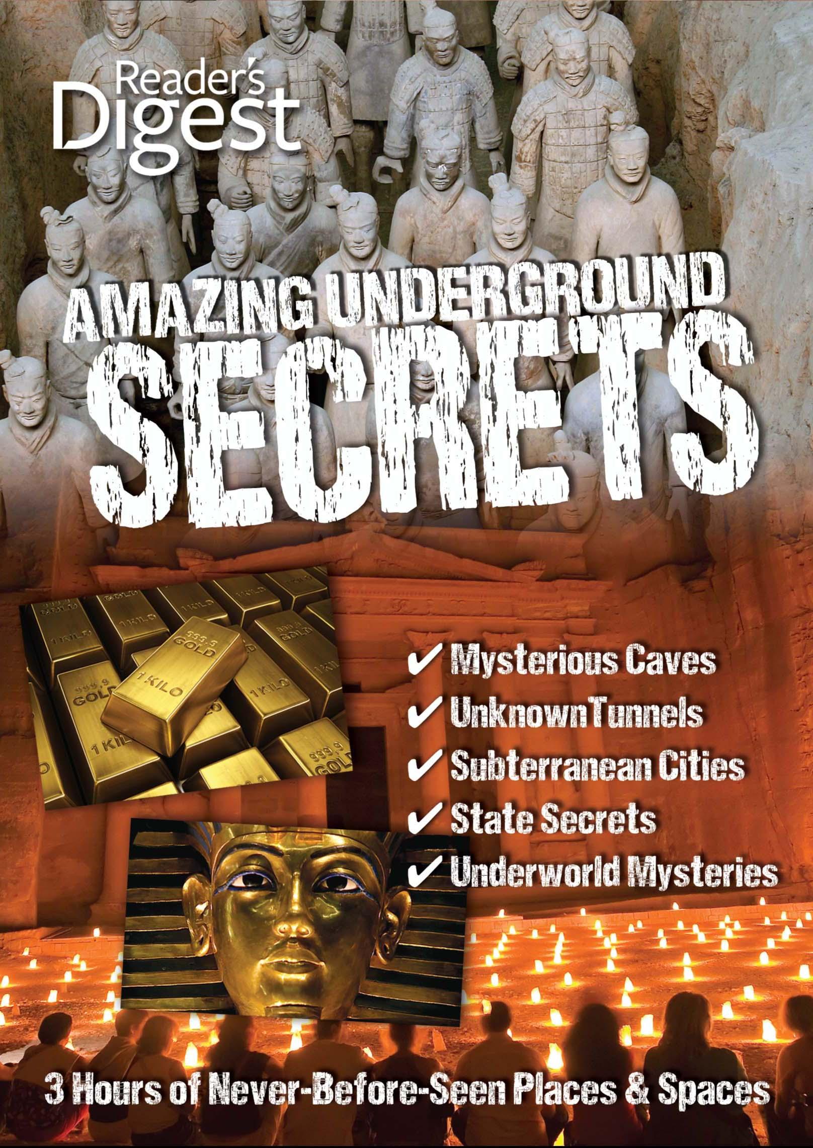 Amazing Underground Secrets