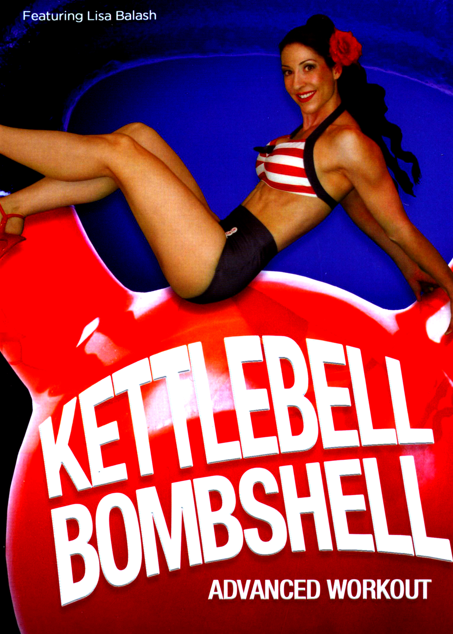 Kettlebell Bombshell: Advanced Workout
