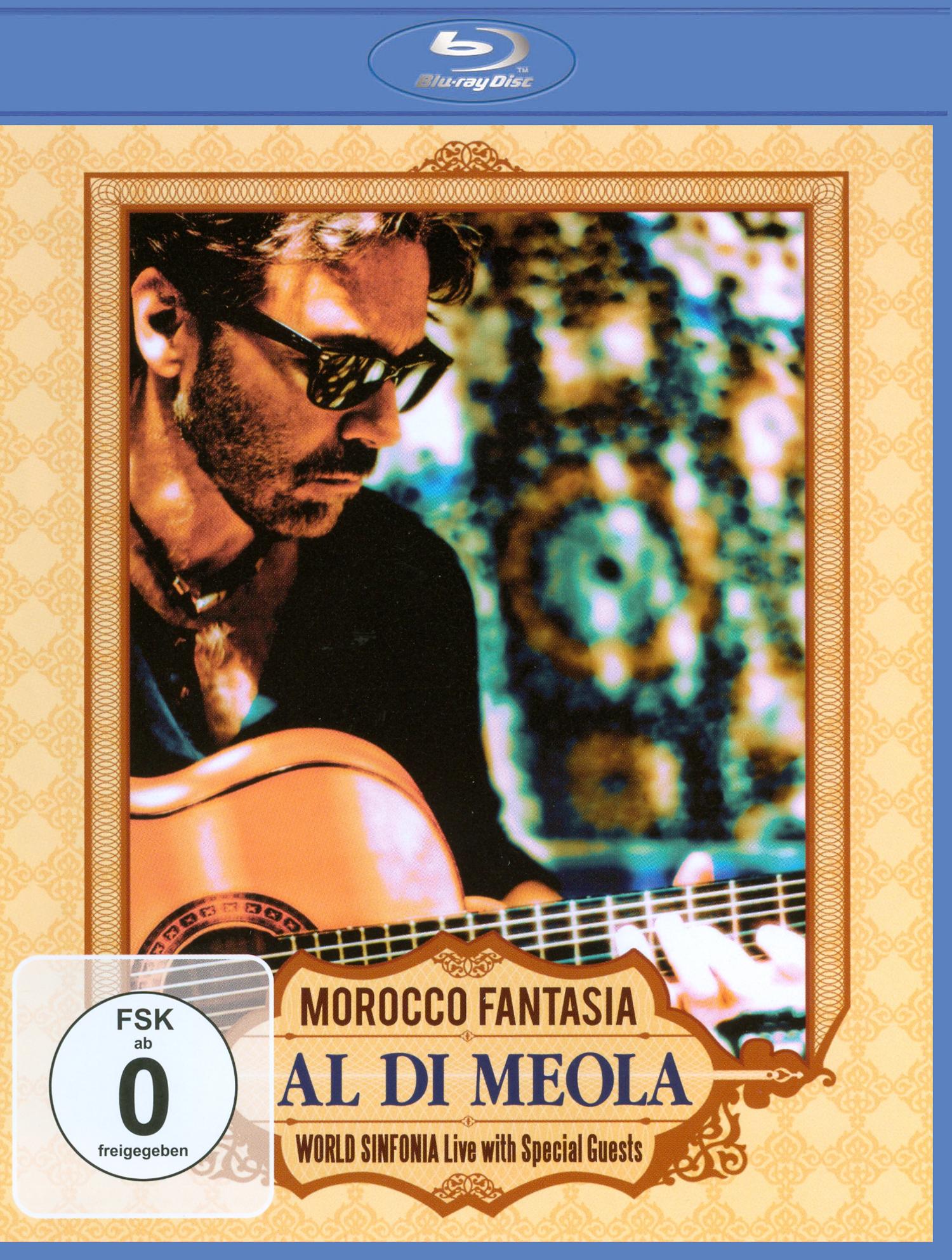 Al Di Meola: Morocco Fantasia
