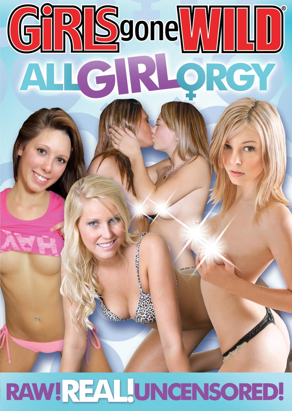 Girls Gone Wild: All Girl Orgy