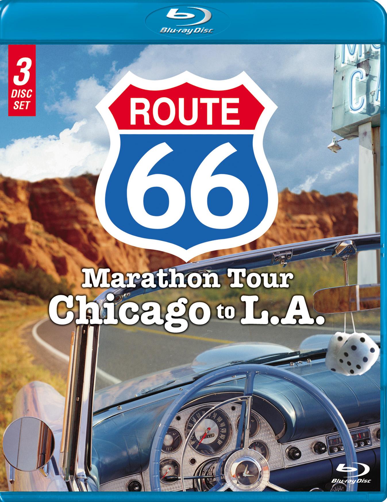 Route 66: Marathon Tour - Chicago to L.A.